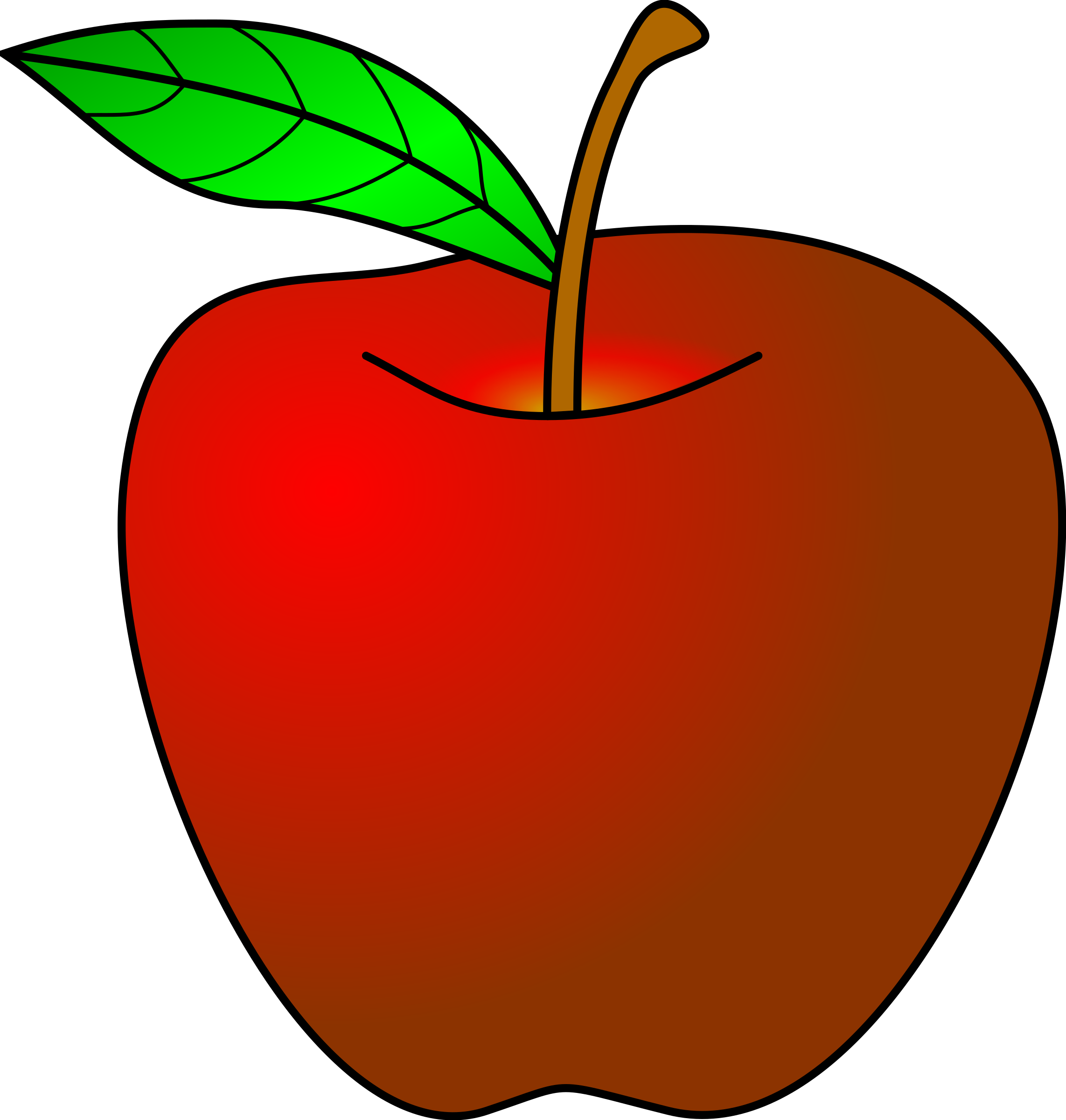 Apple by Anonymous