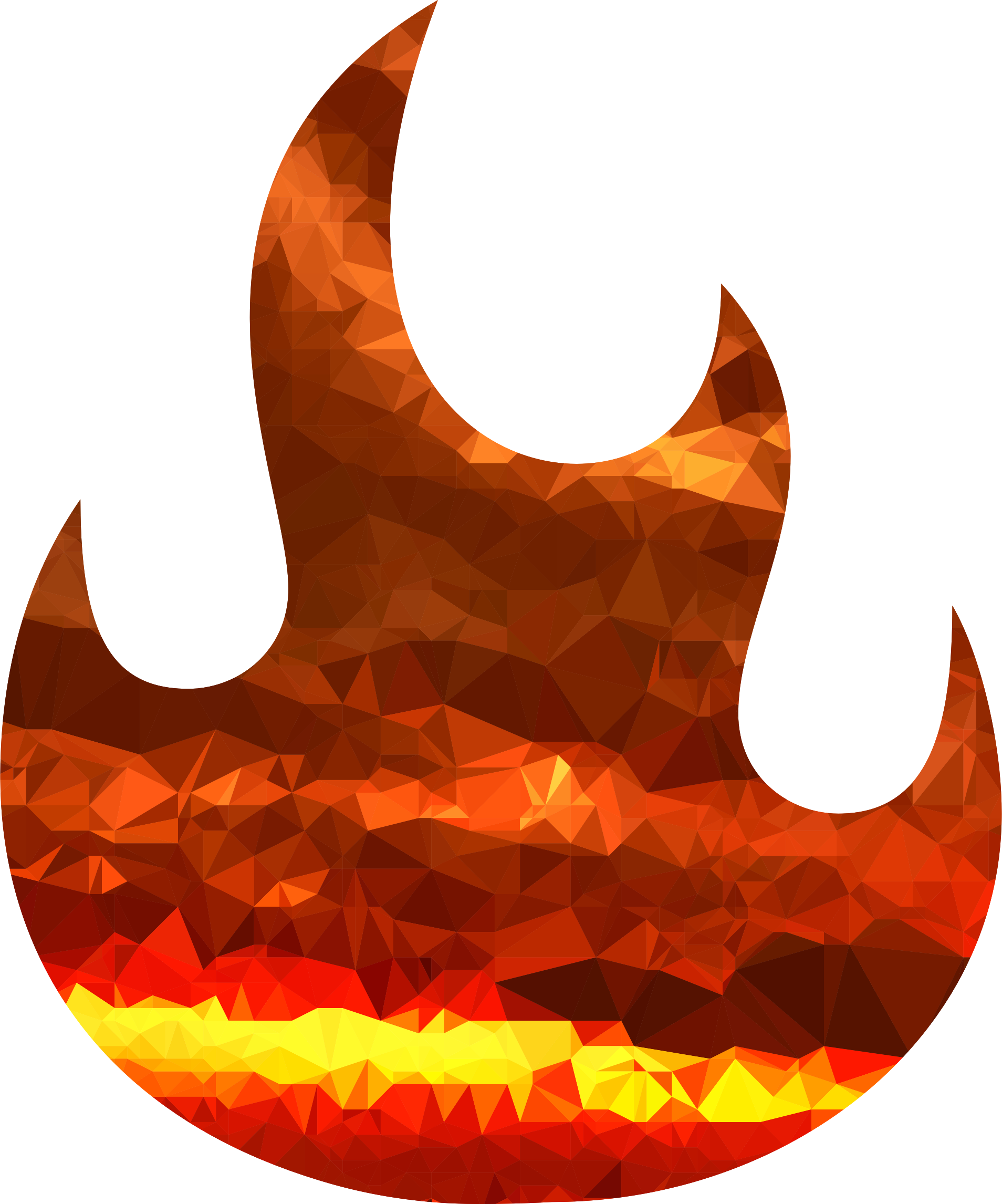 Clipart - Magma Fire