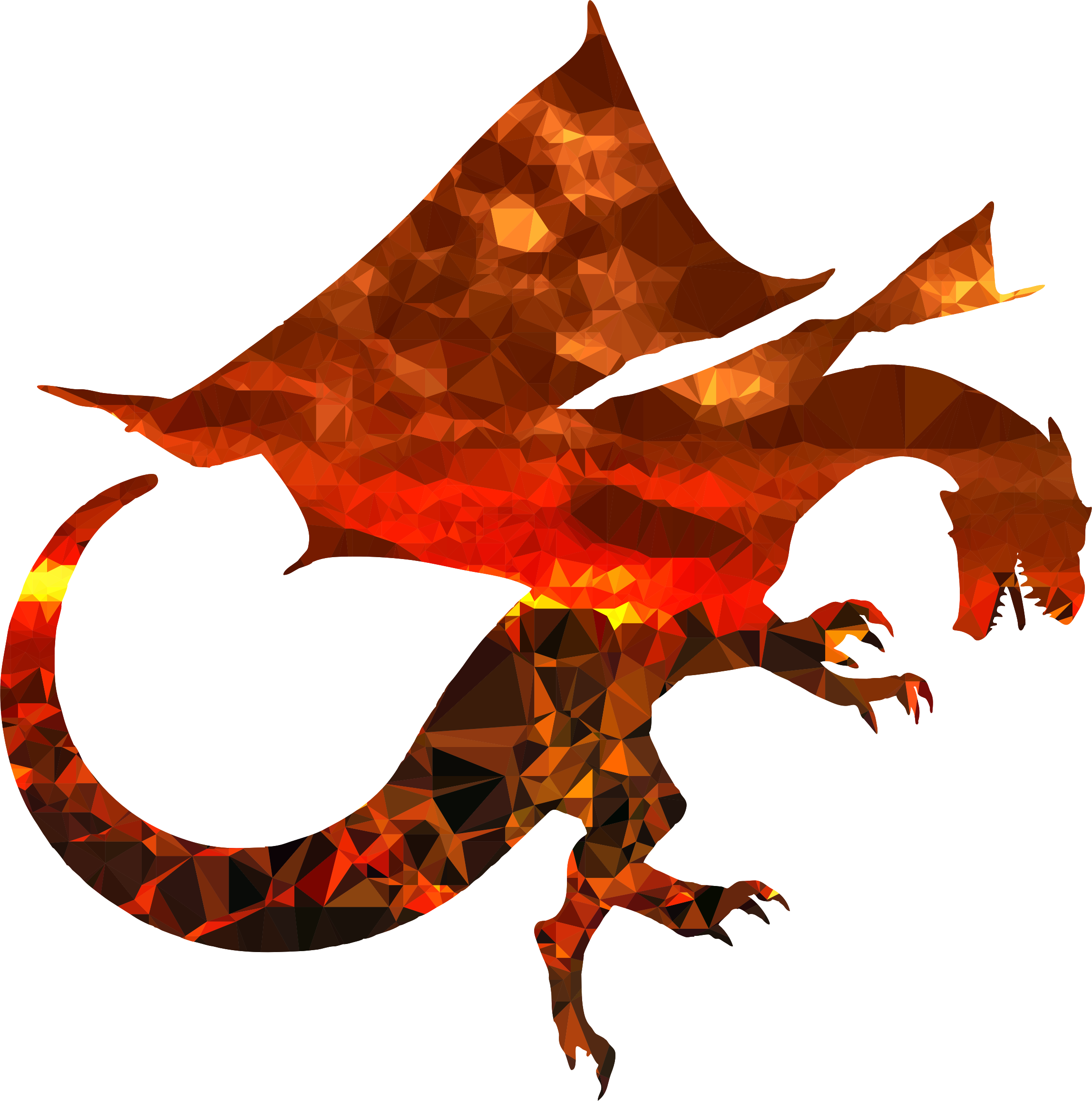Magma Dragon by GDJ