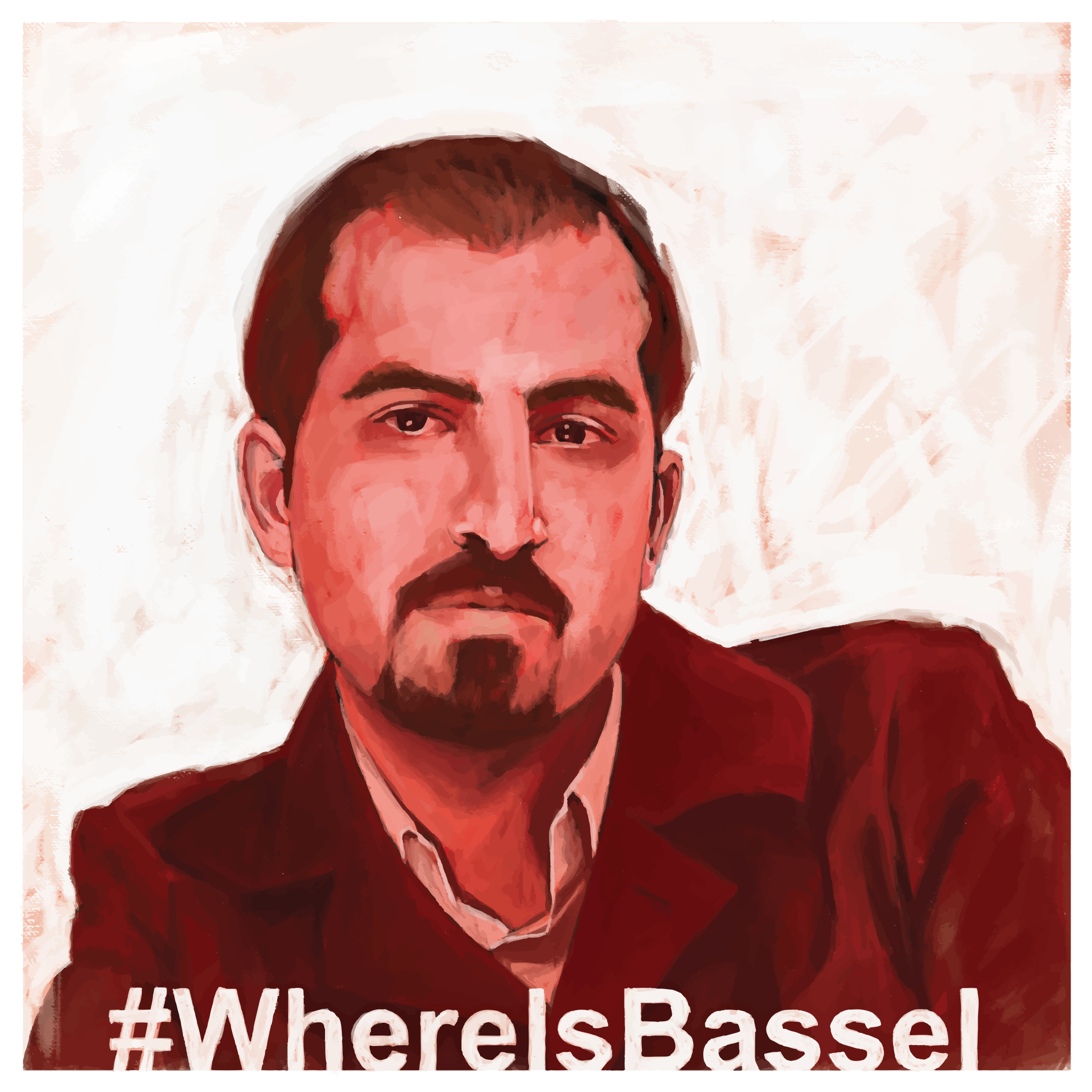 Bassel Anonymous Painting by GDJ