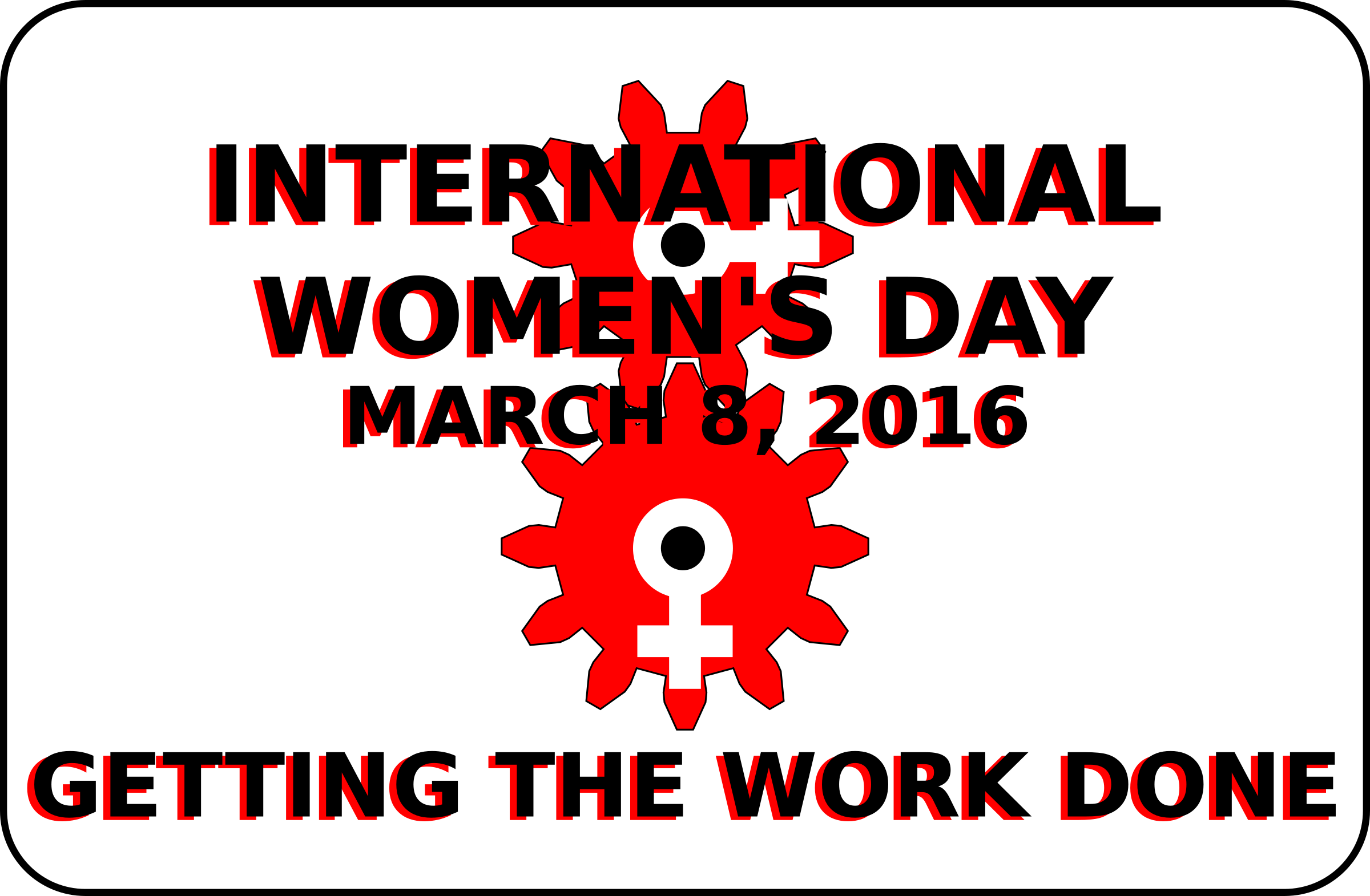 International Women's Day by algotruneman