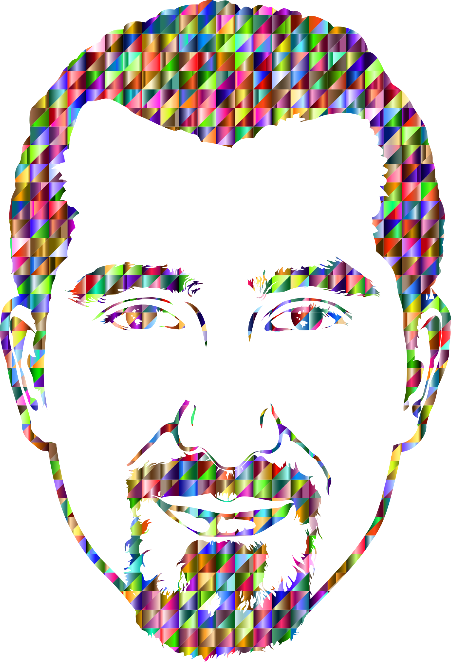Chromatic Triangular Bassel Avatar by GDJ