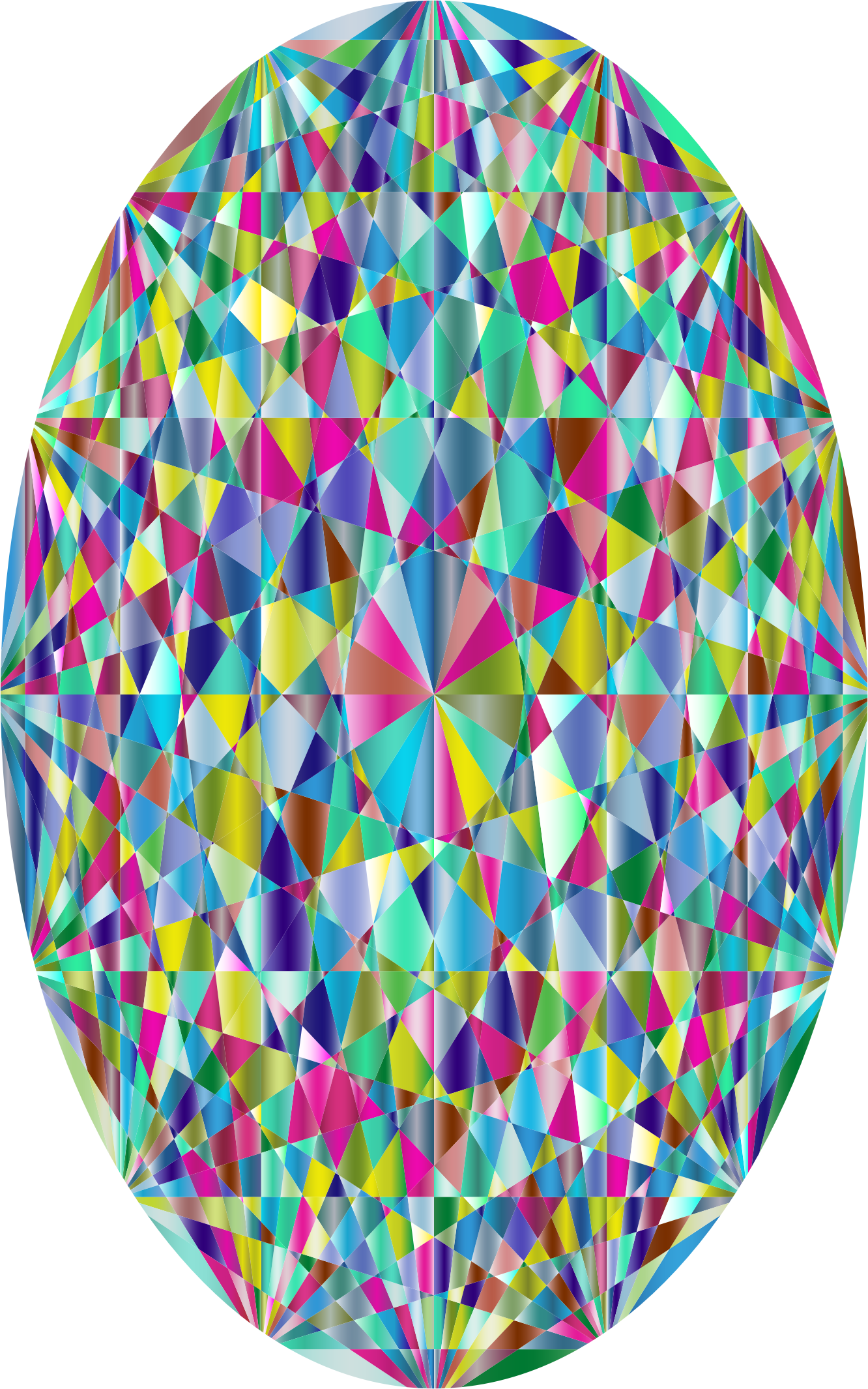 Prismatic Easter Egg 2 by GDJ