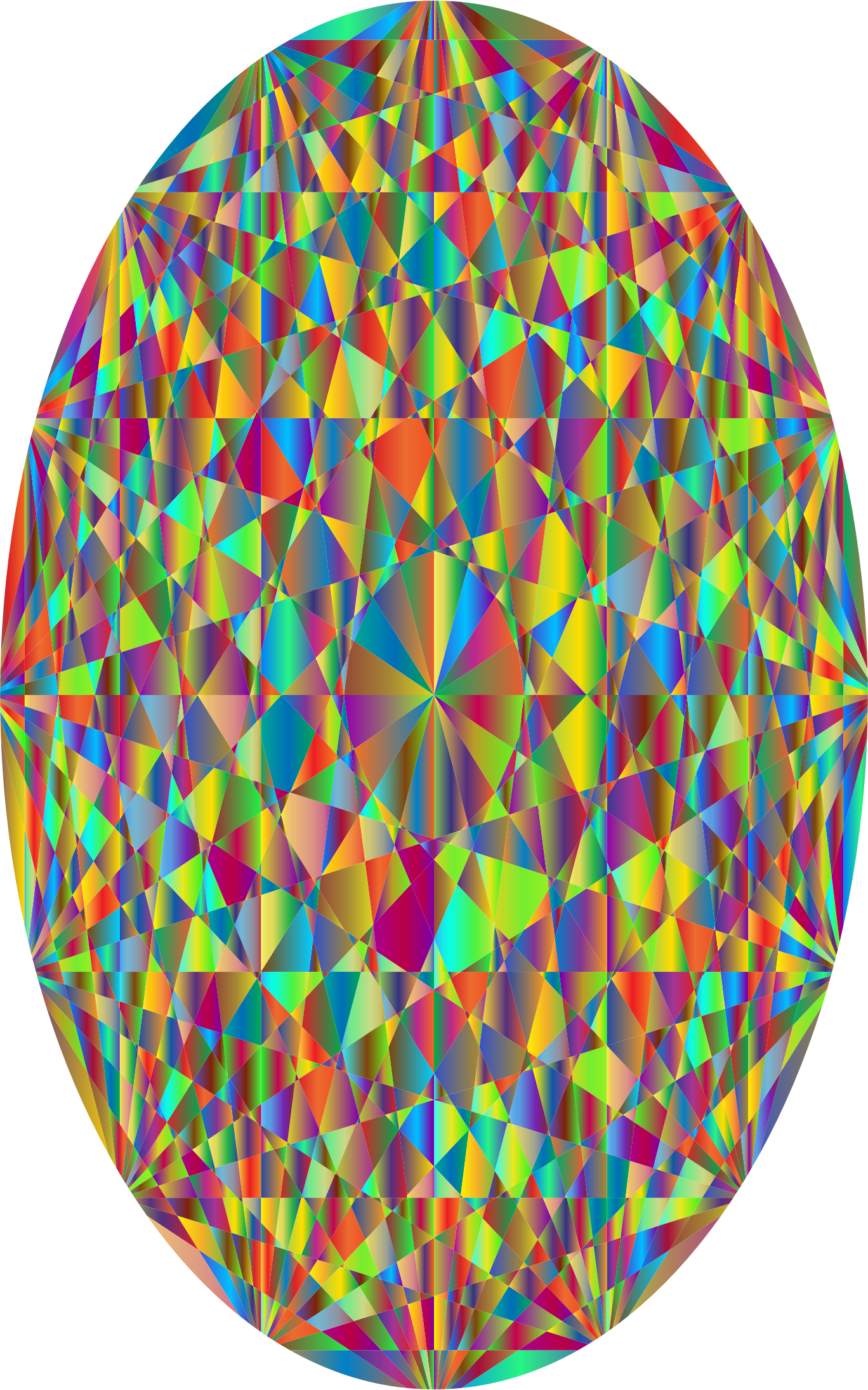 Prismatic Easter Egg 3 by GDJ