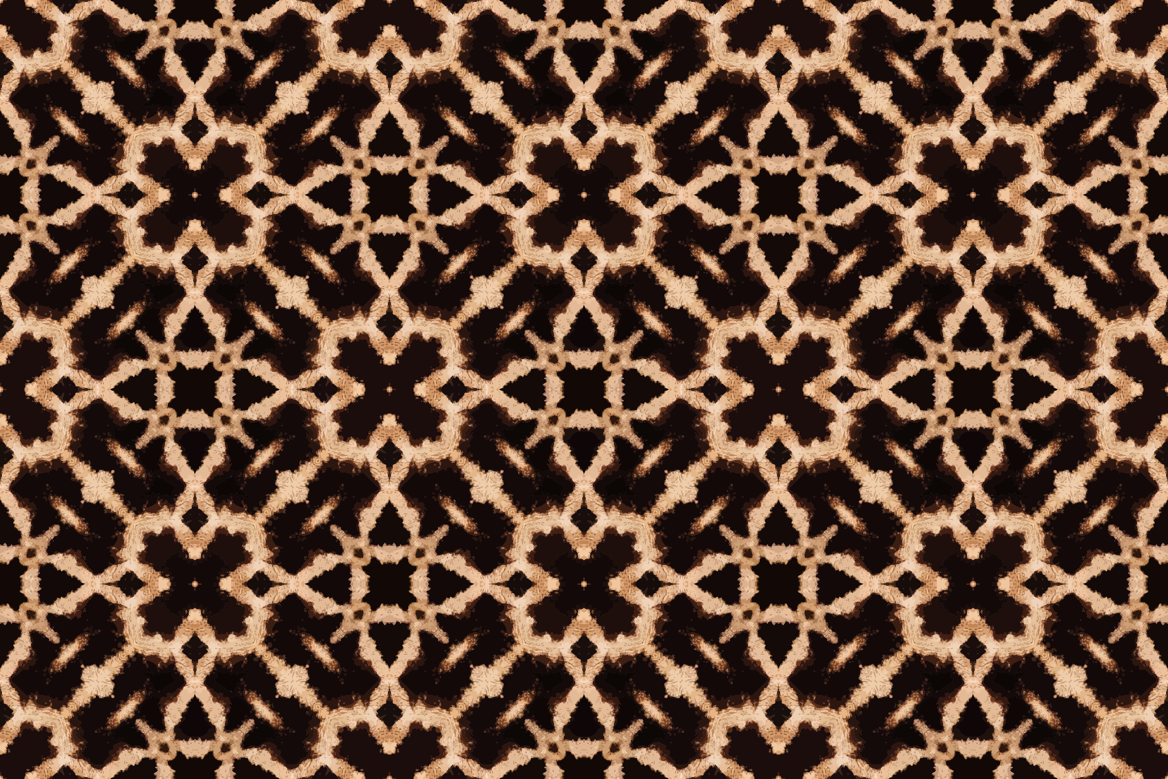 Giraffe fur pattern by Firkin