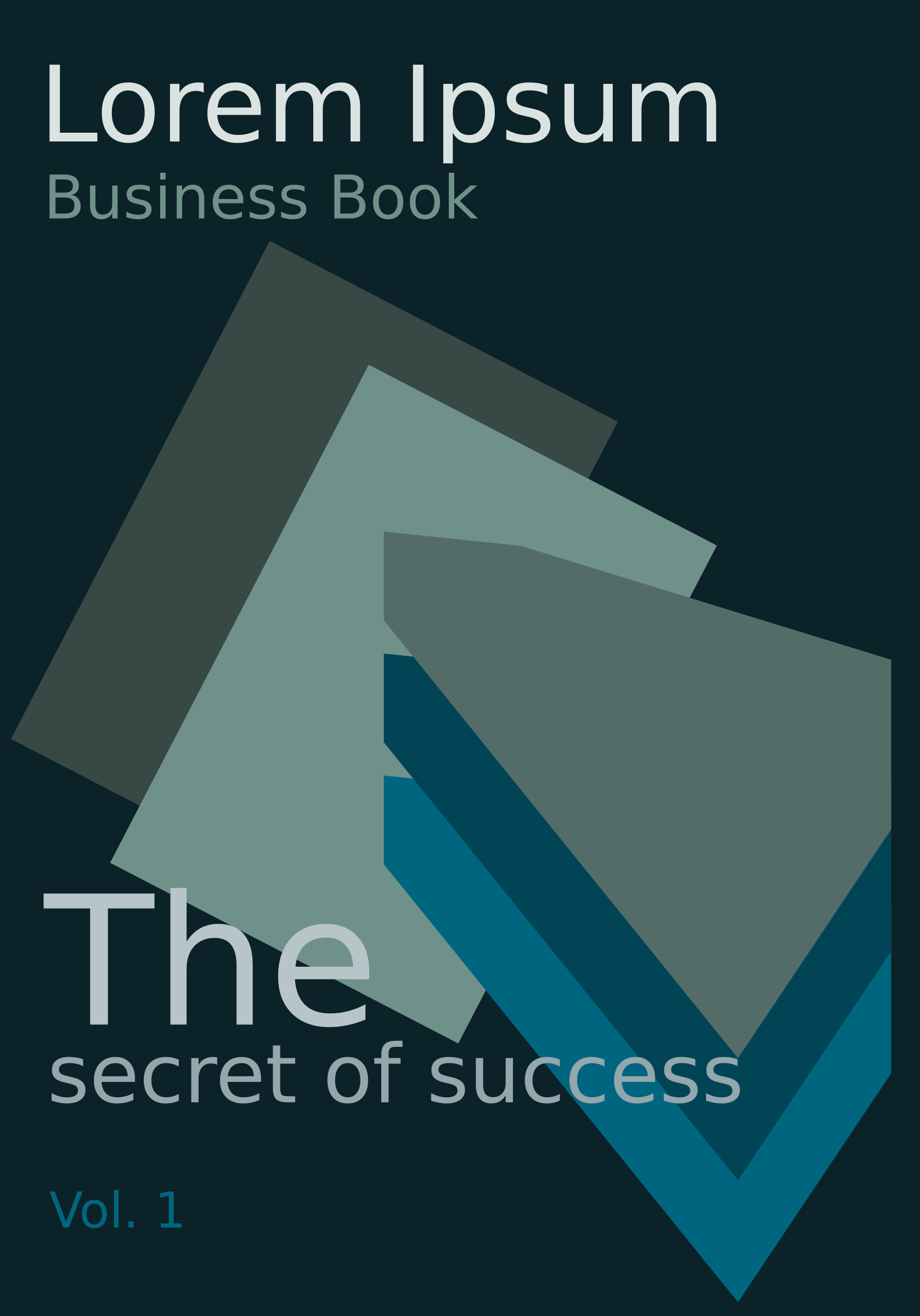 Business Book by hackdorte