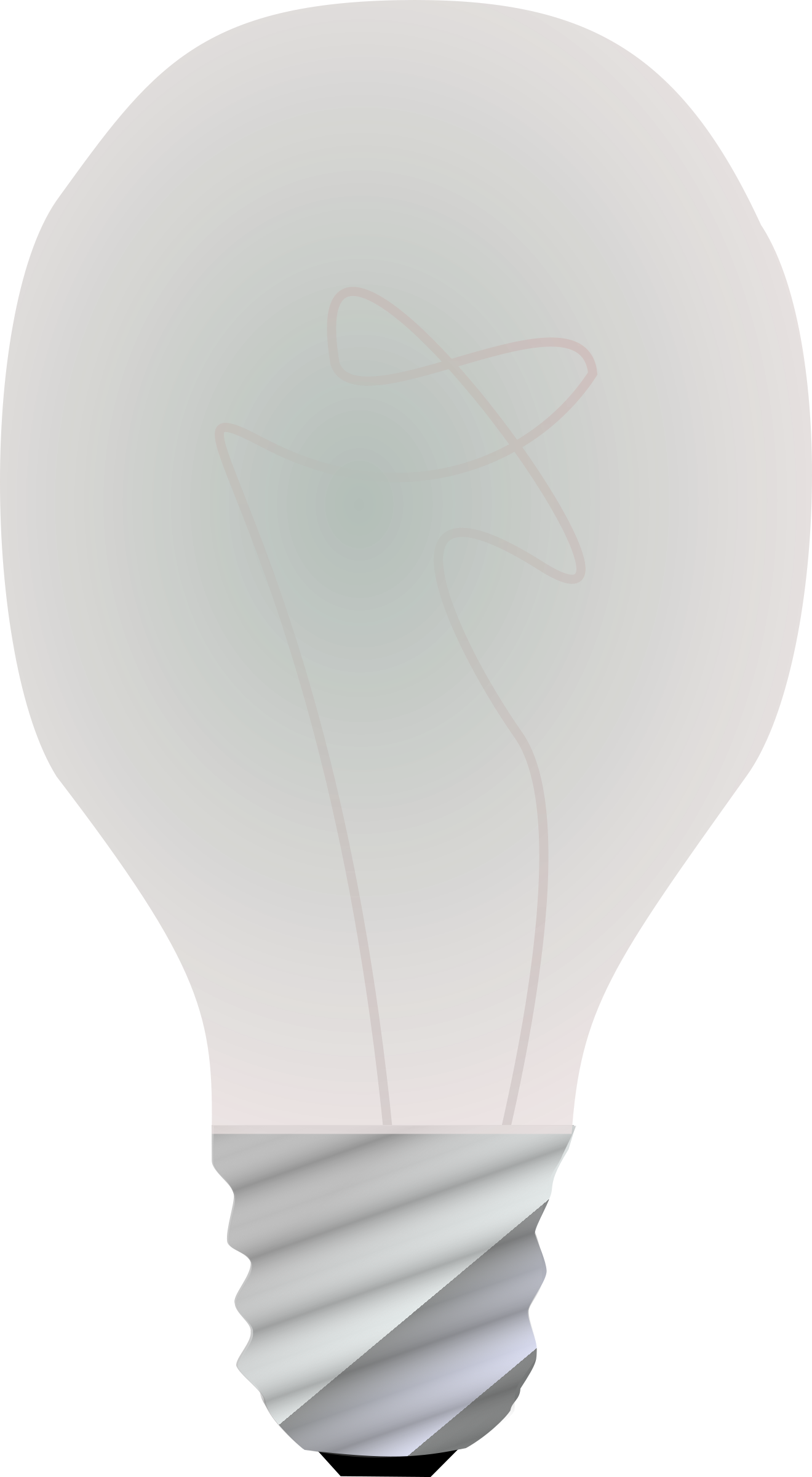 lightbulb off by Anonymous