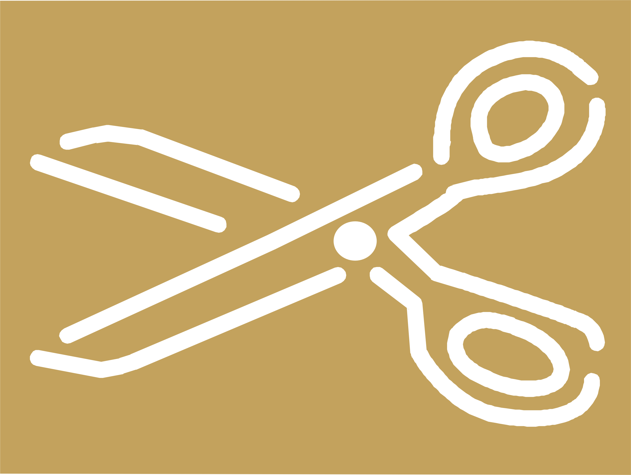 A pair of scissors by liftarn