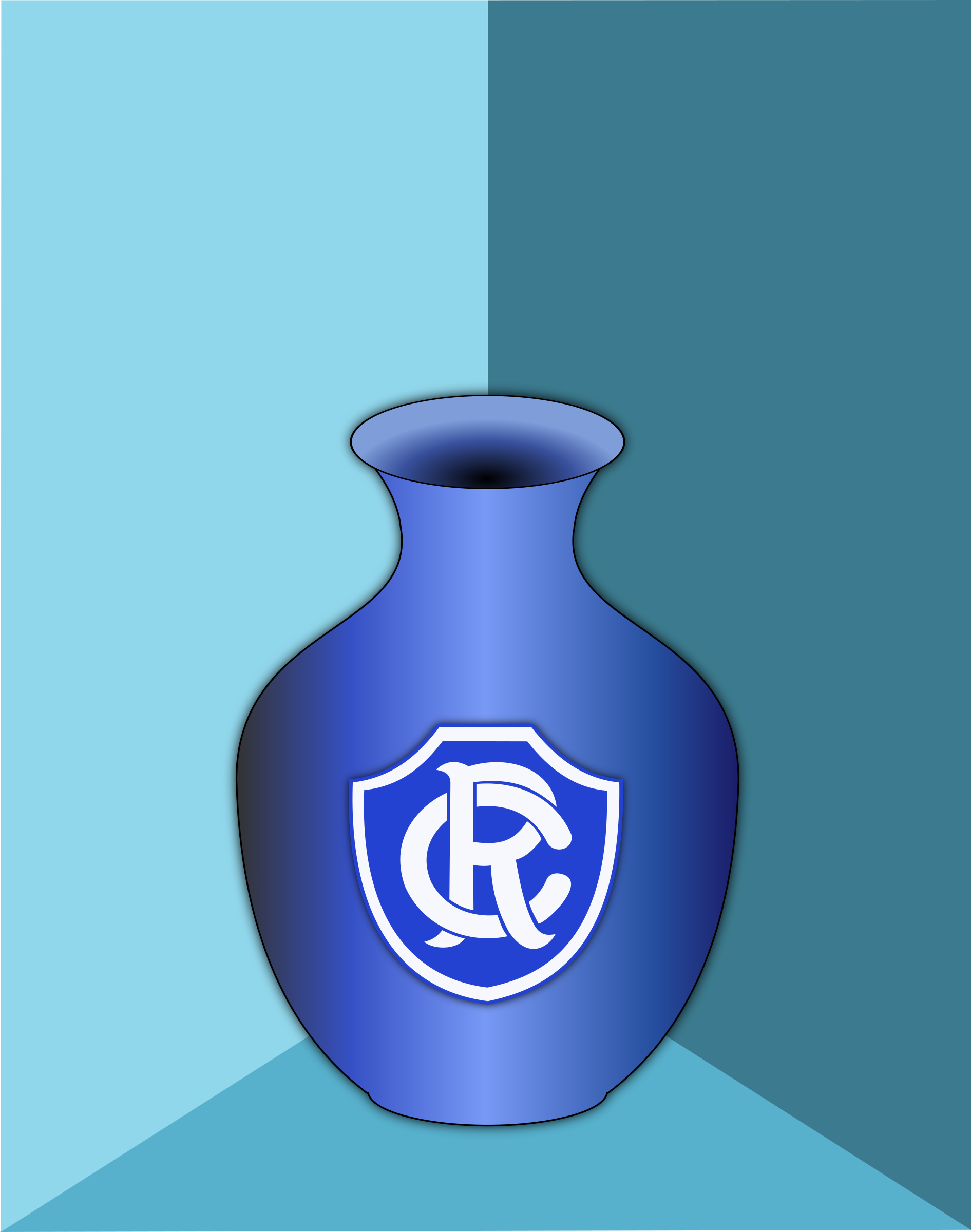 Blue Pitcher by genma