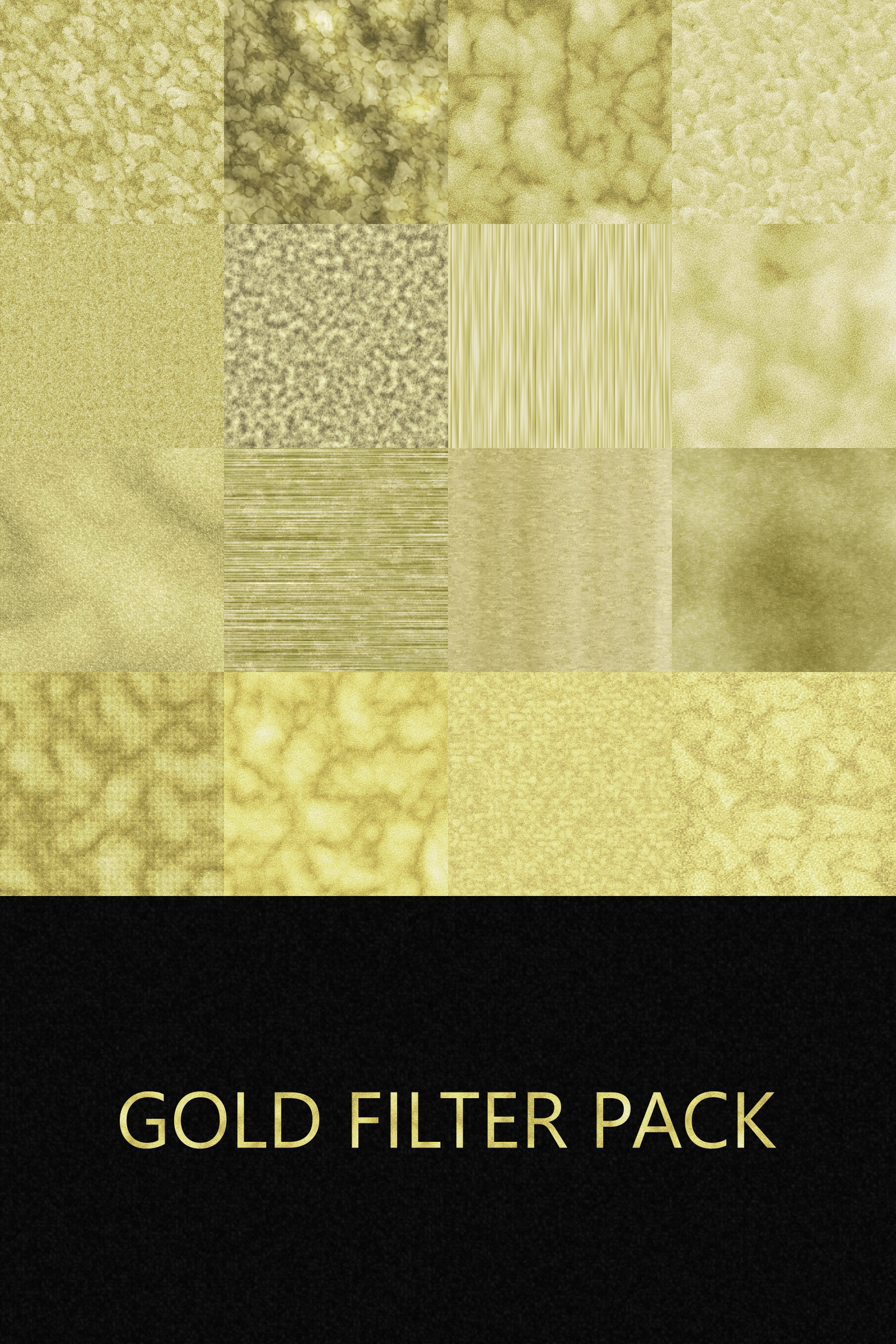 glossy foil filter pack by Lazur URH