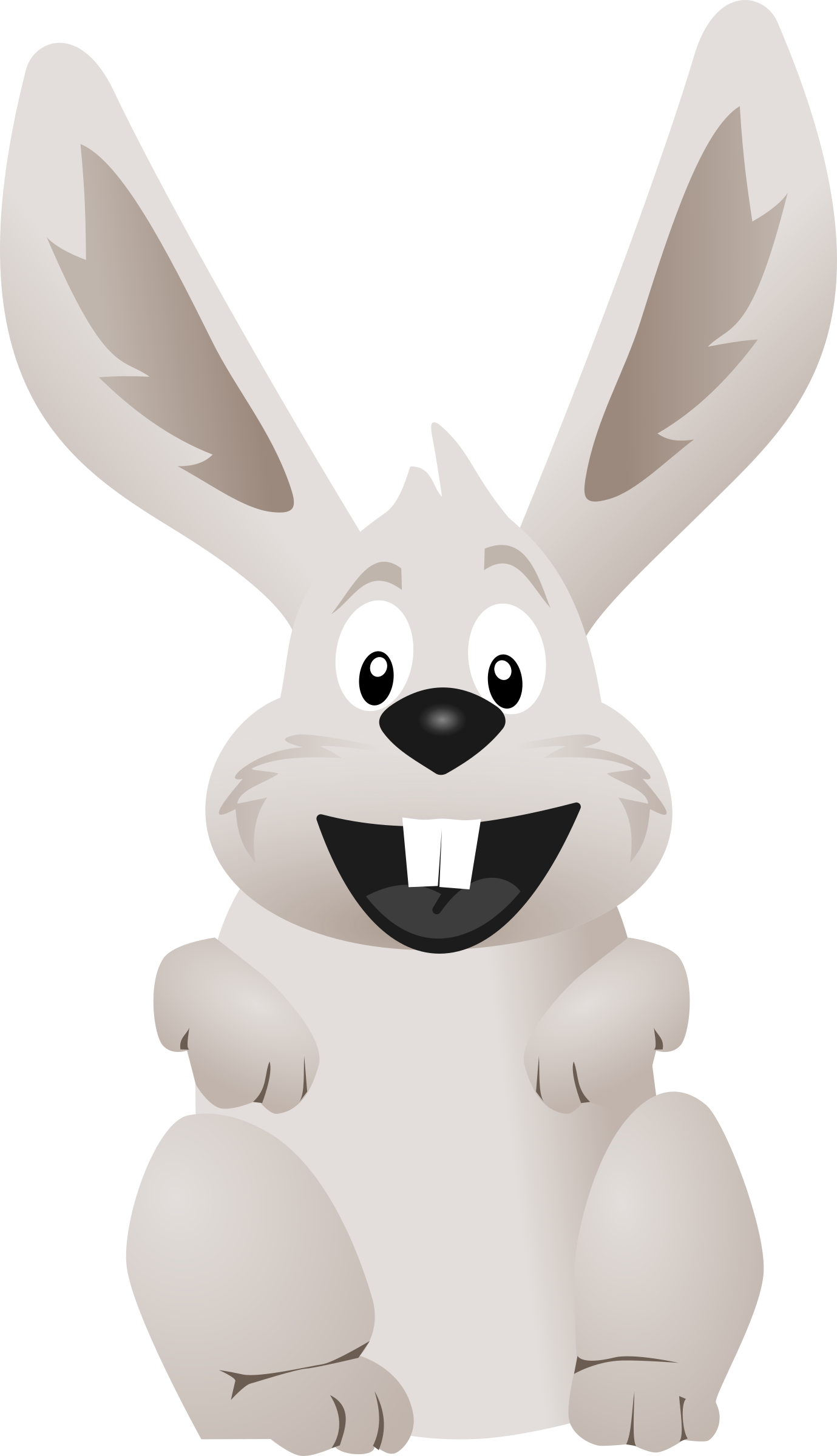 funny Rabbit by cyberscooty
