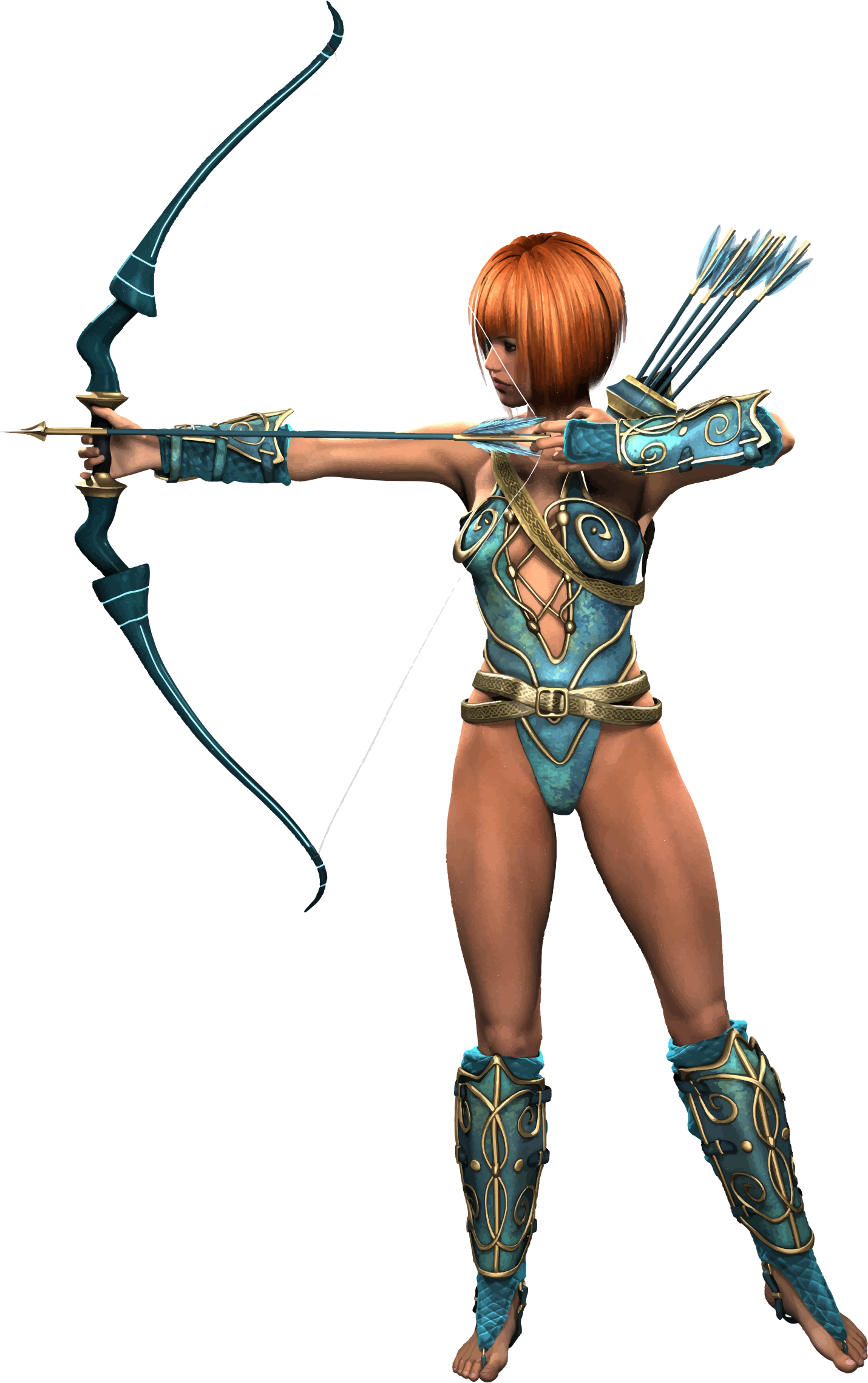 Amazon Archer by GDJ