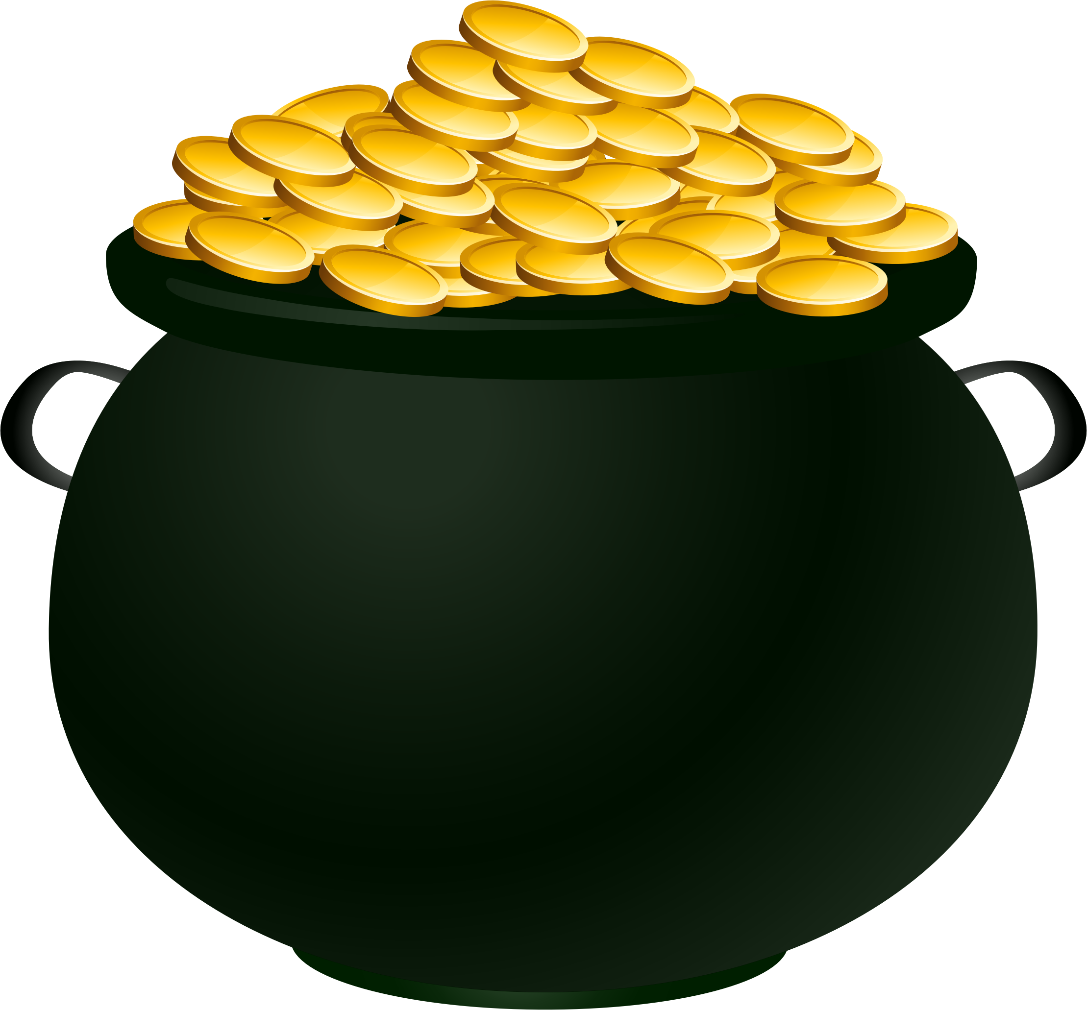 Pot Of Gold by GDJ