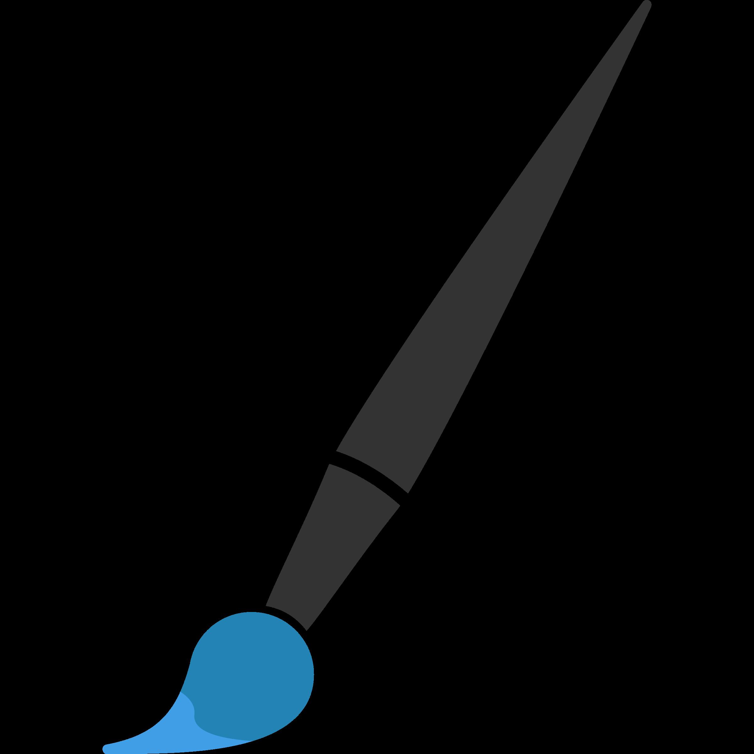 clipart minimalist paint brush clip art paint brushes free clip art paint brush cup