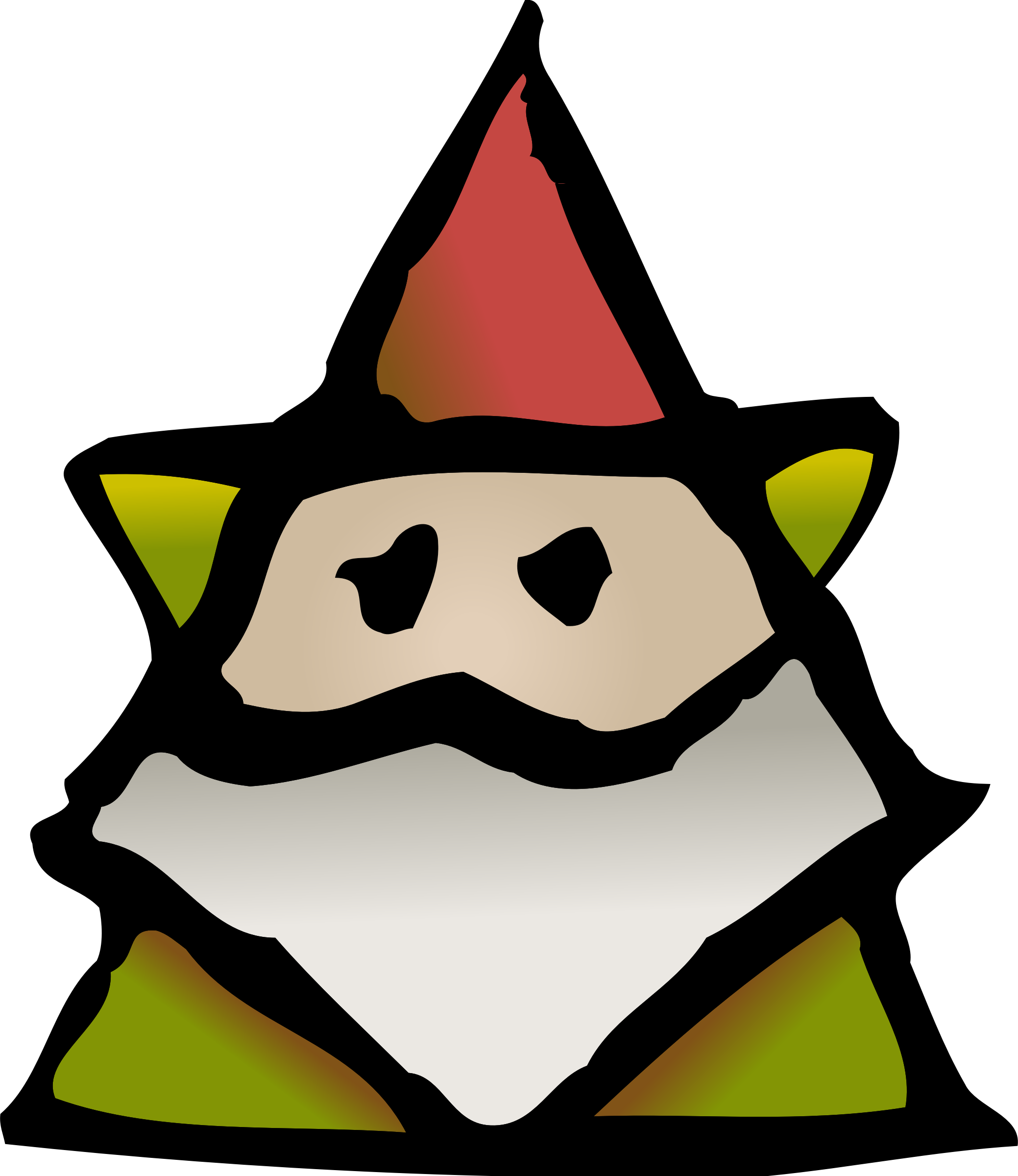dwarf icon by Klàro