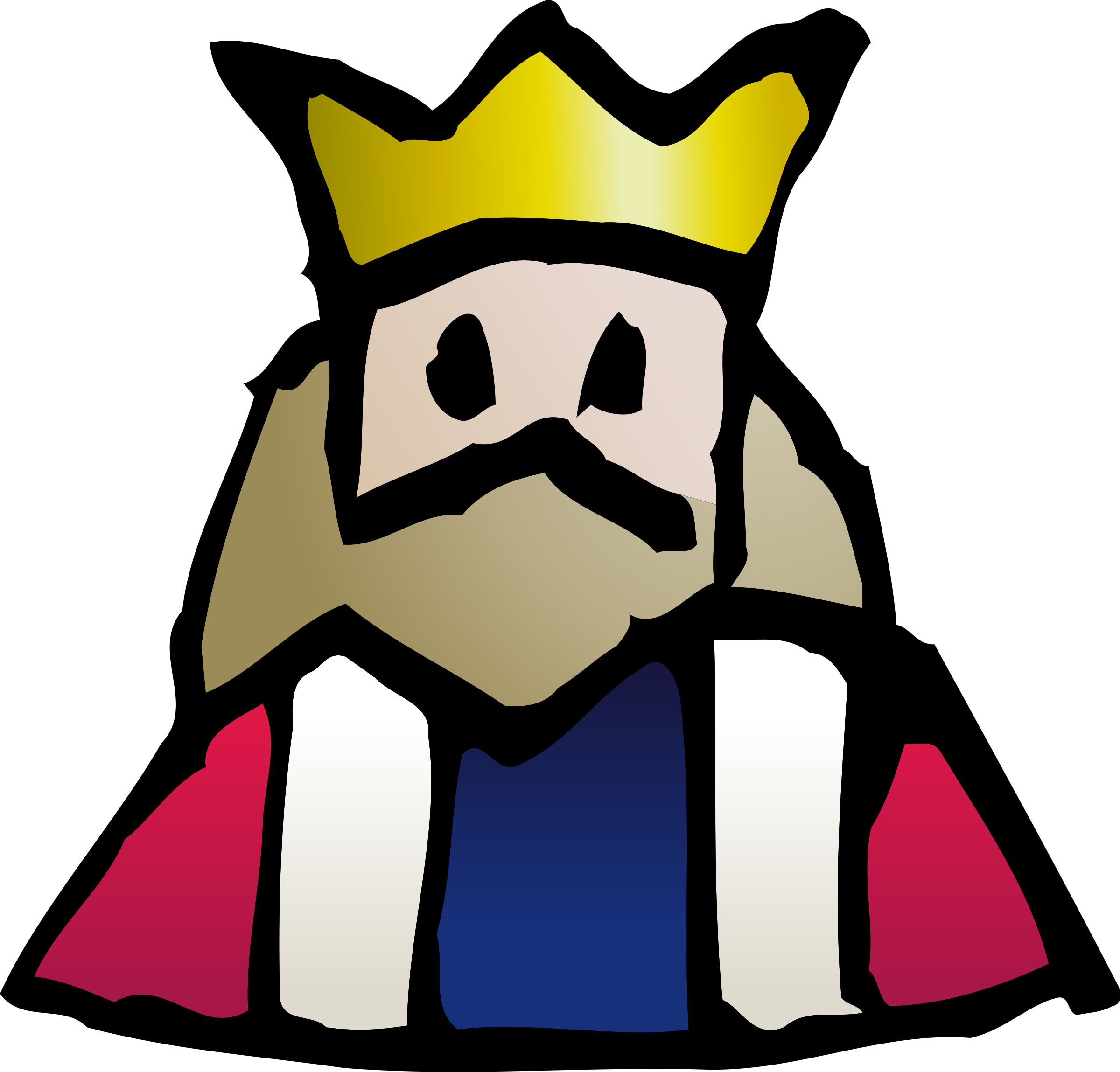 king icon by Klàro