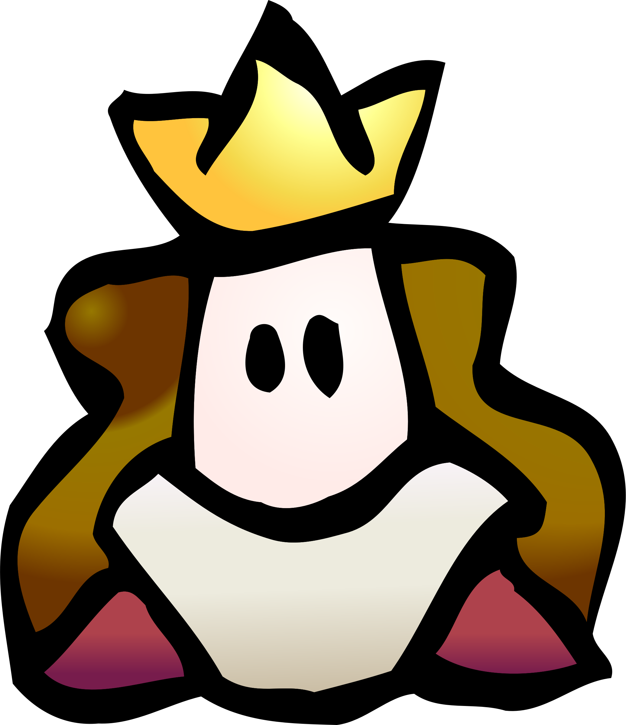 queen icon by Klàro