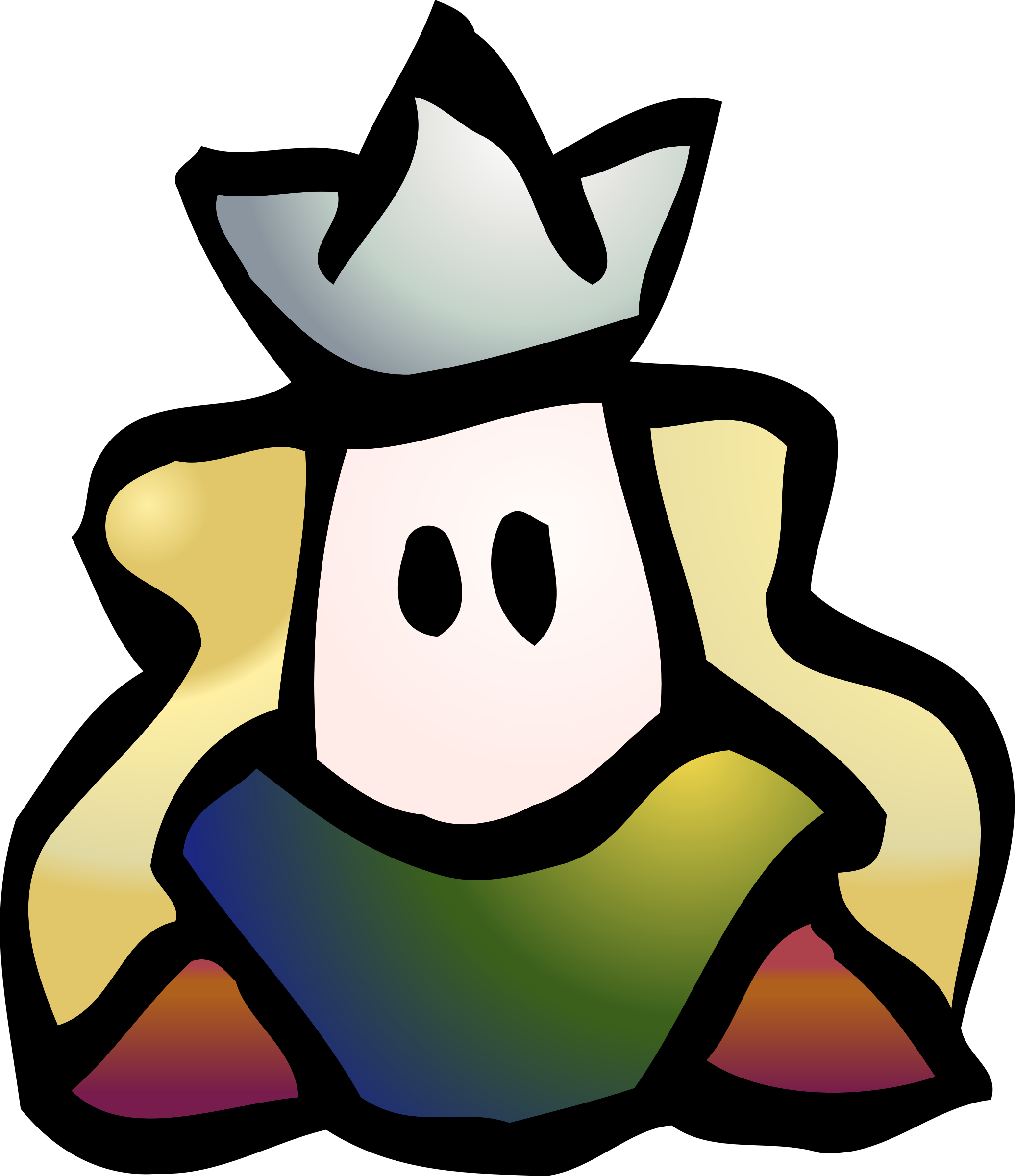 princess icon by Klàro