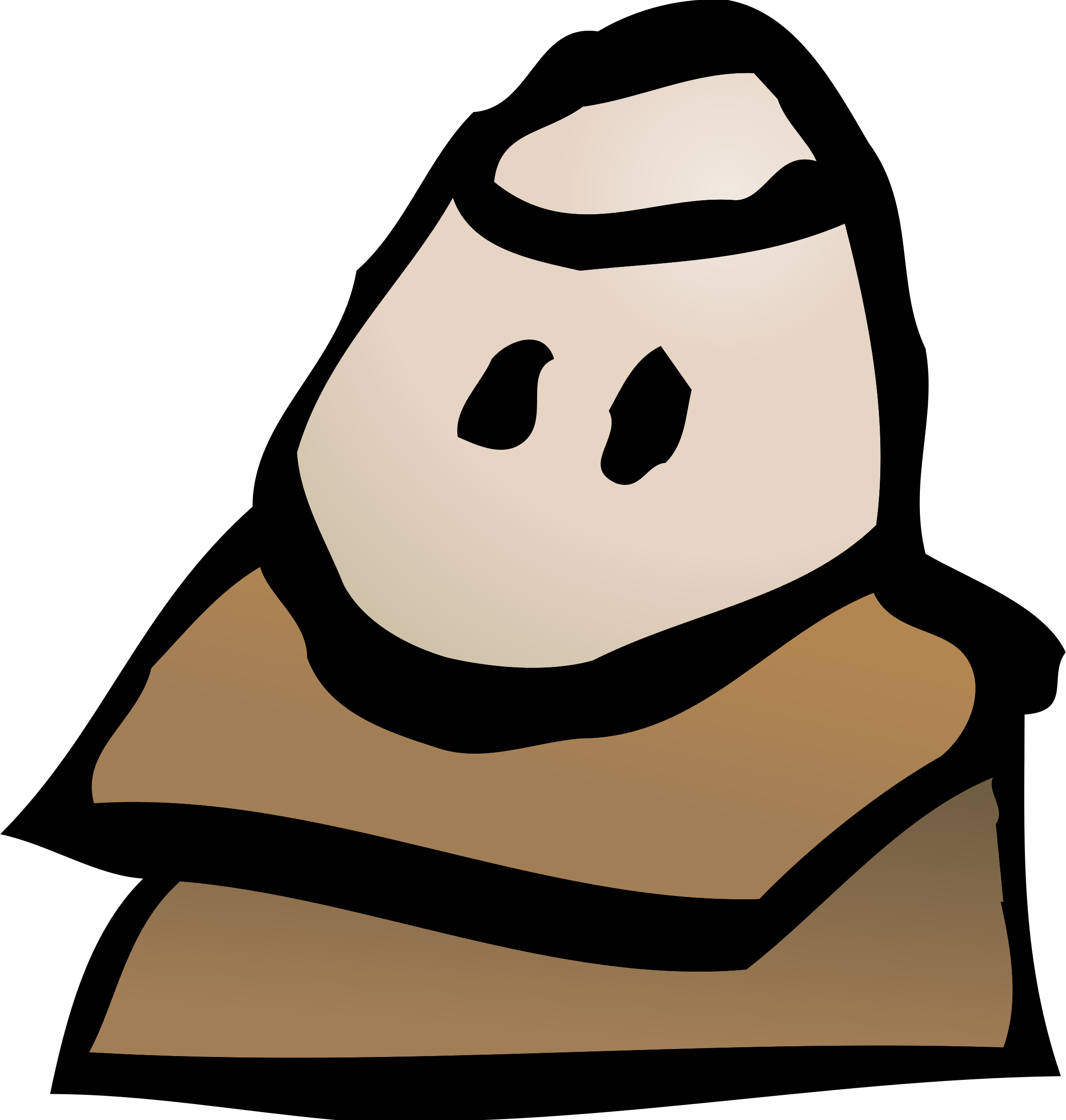 monk icon by Klàro