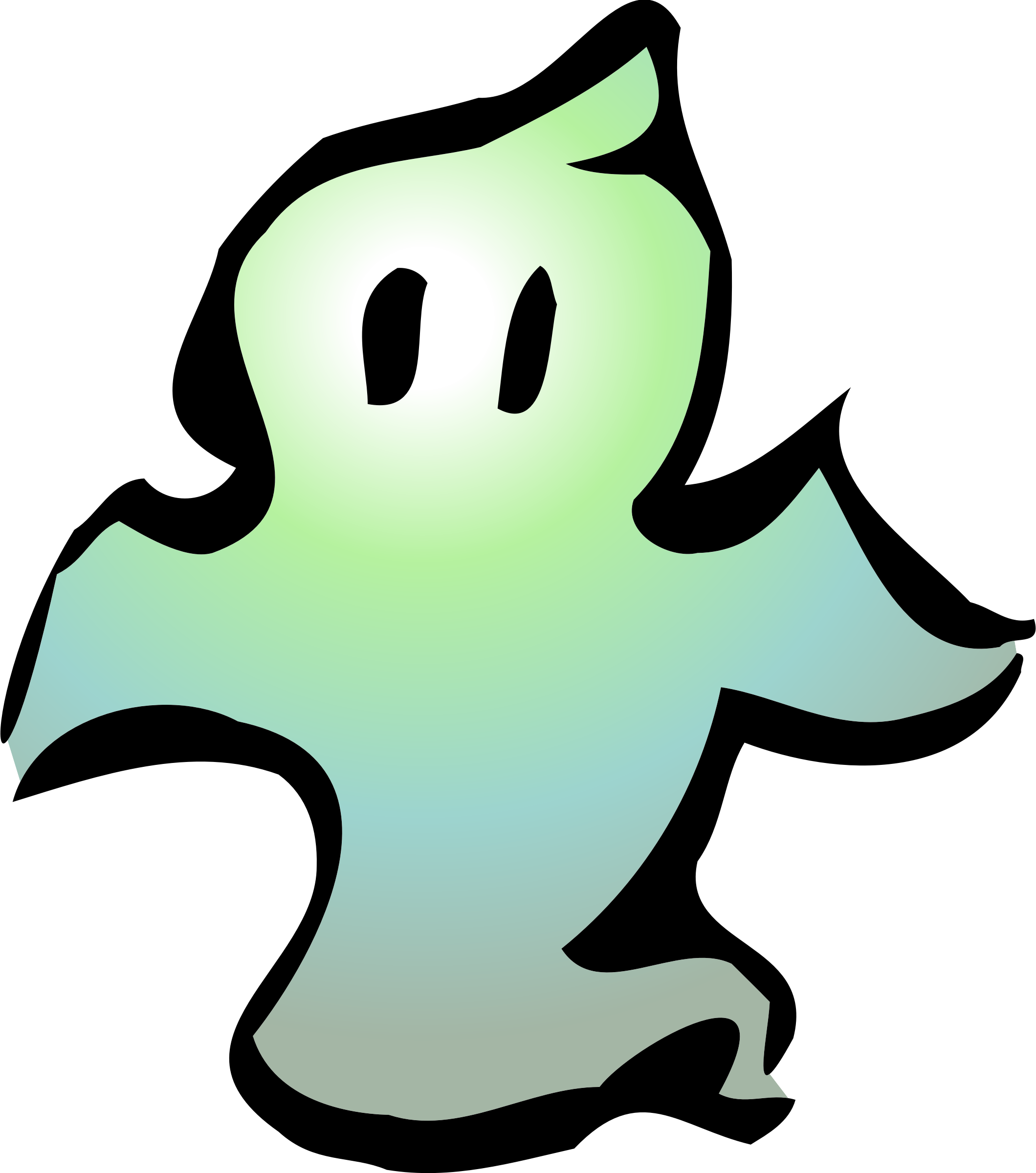 ghost icon by Klàro