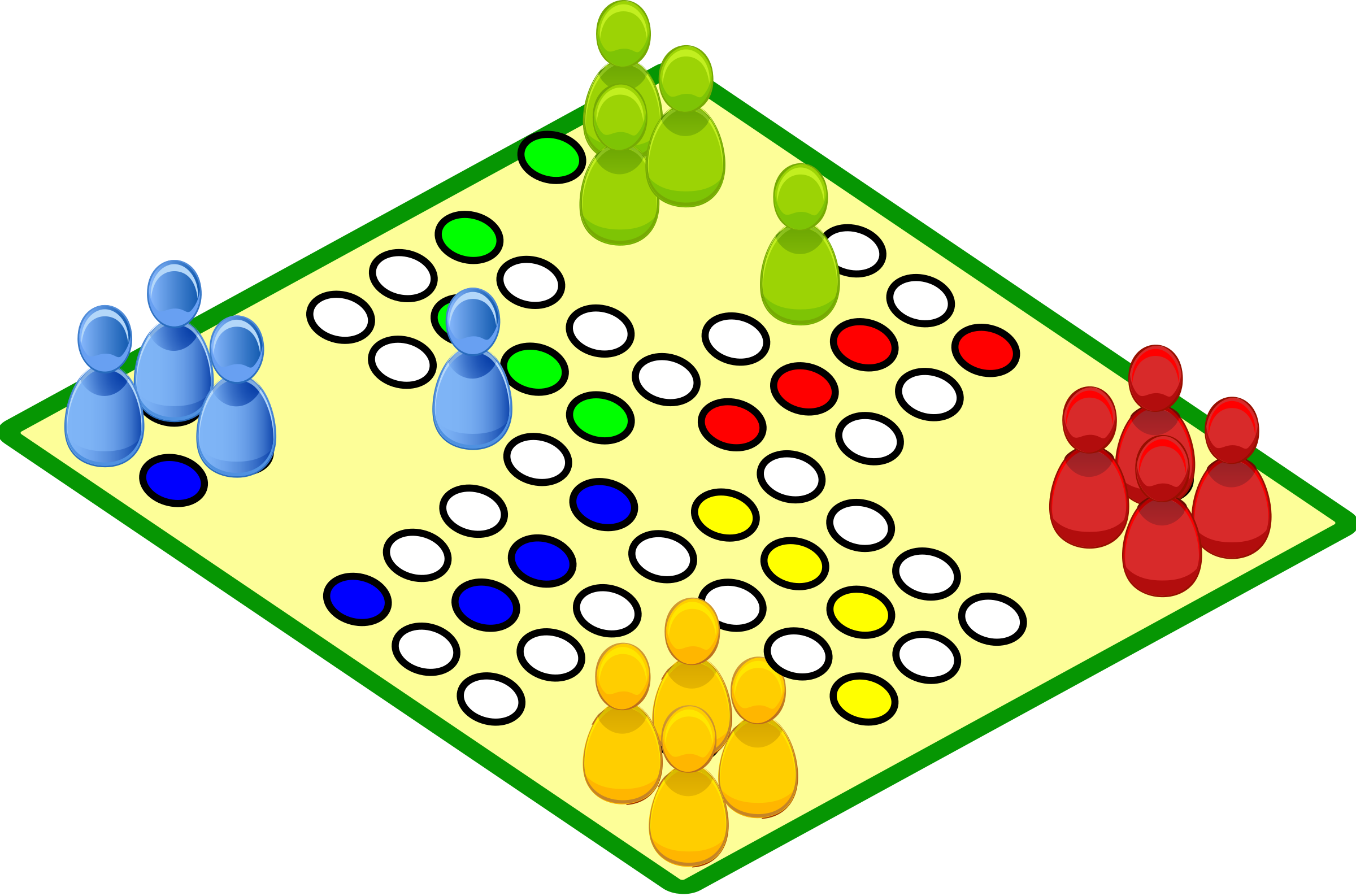 Člověče, nezlob se! board game by Juhele
