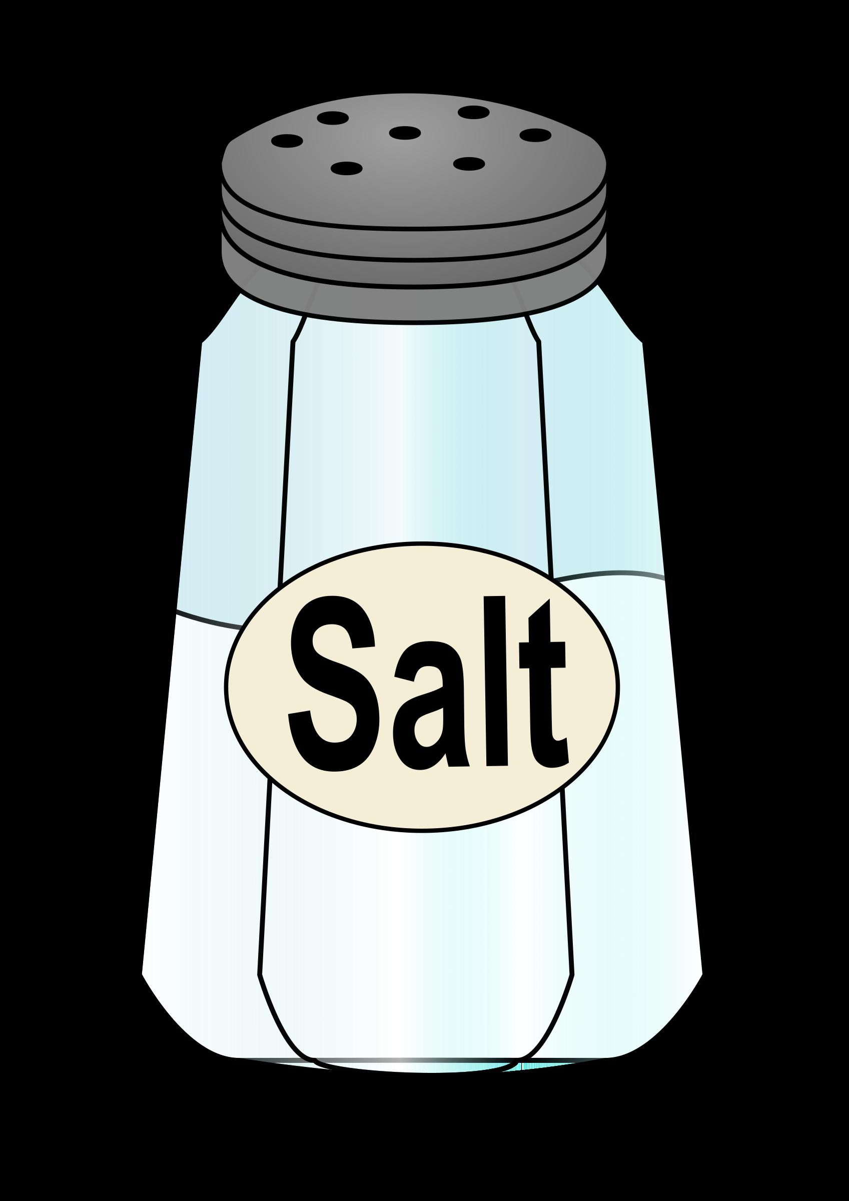 clipart salt shaker rh openclipart org salt bae clipart salt shaker clipart