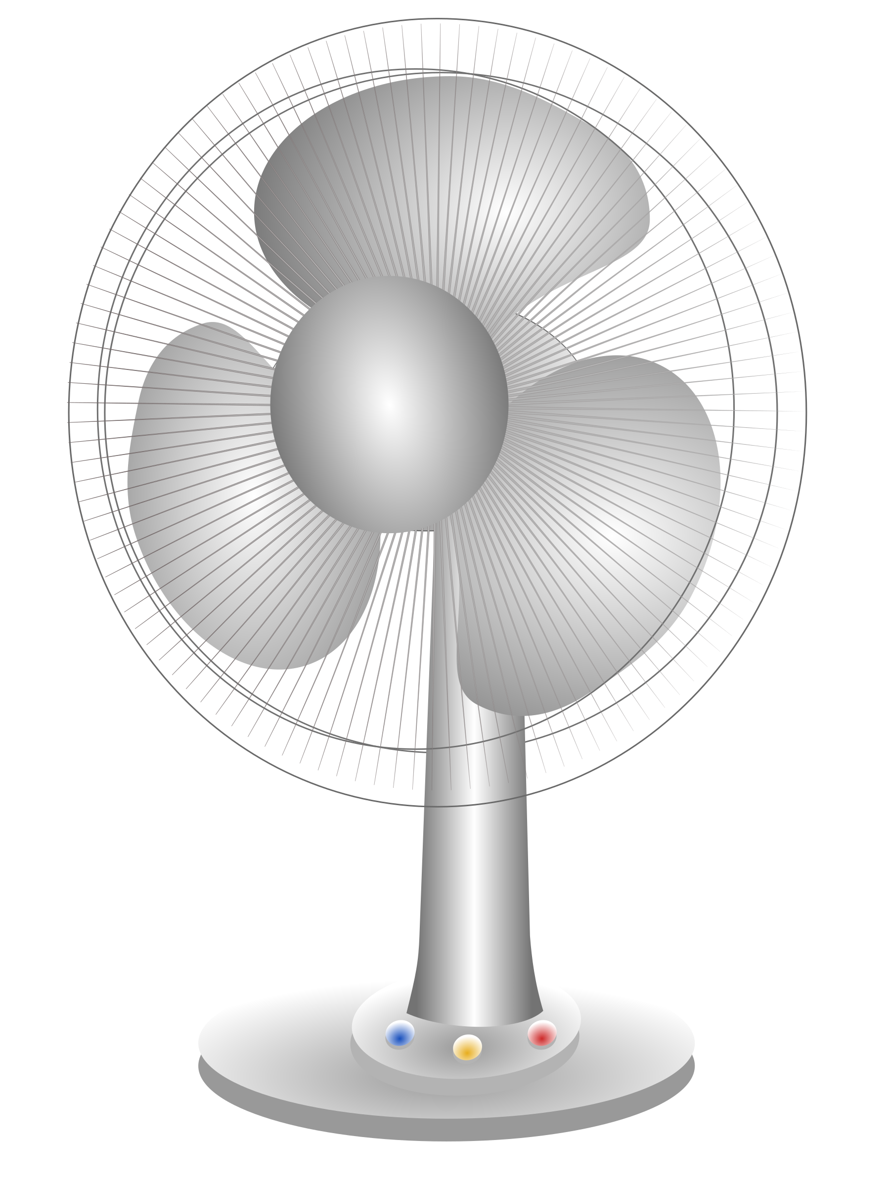 Clipart Electric Table Fan Diagram All Picture Big Image