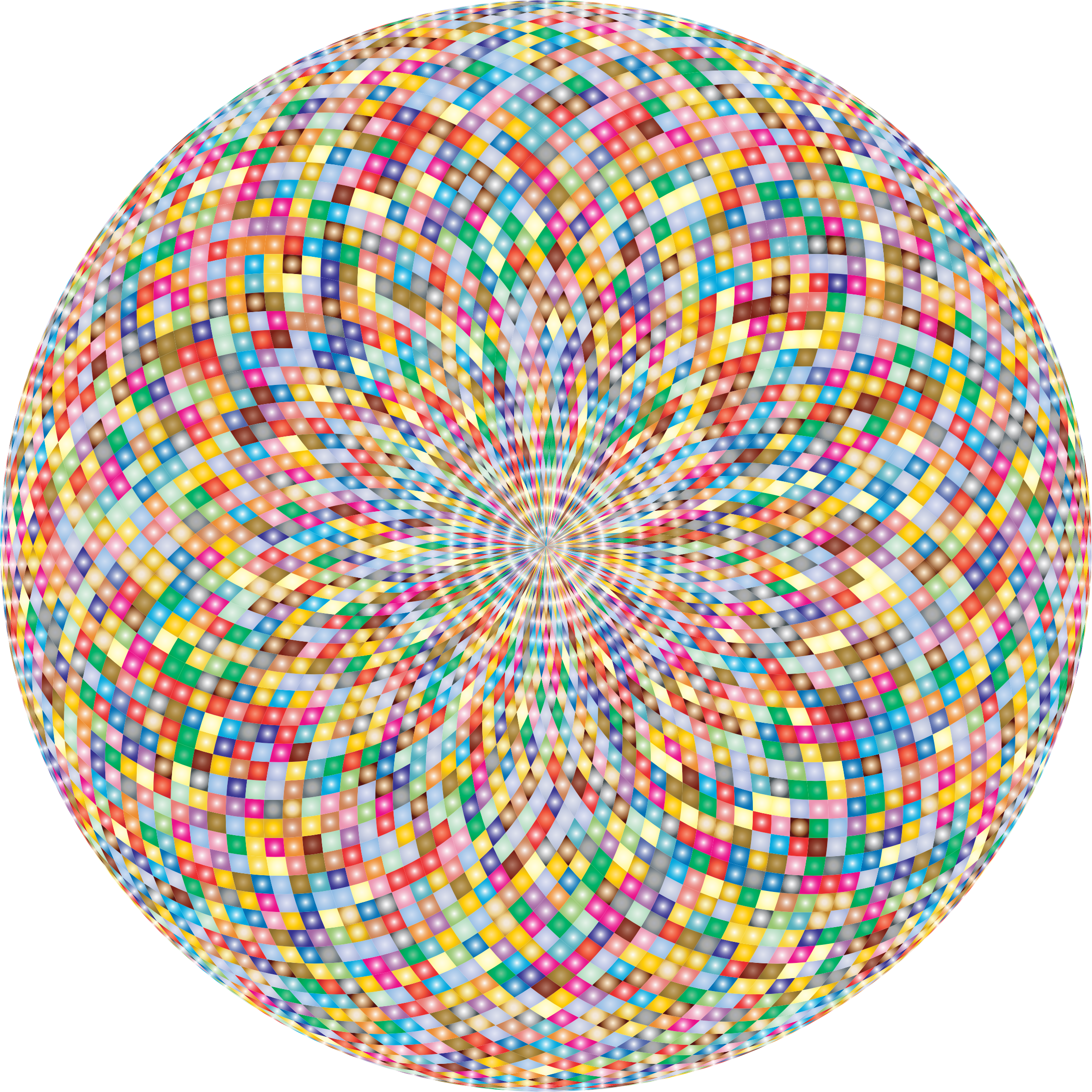 Polyprismatic Mandala 2 by GDJ