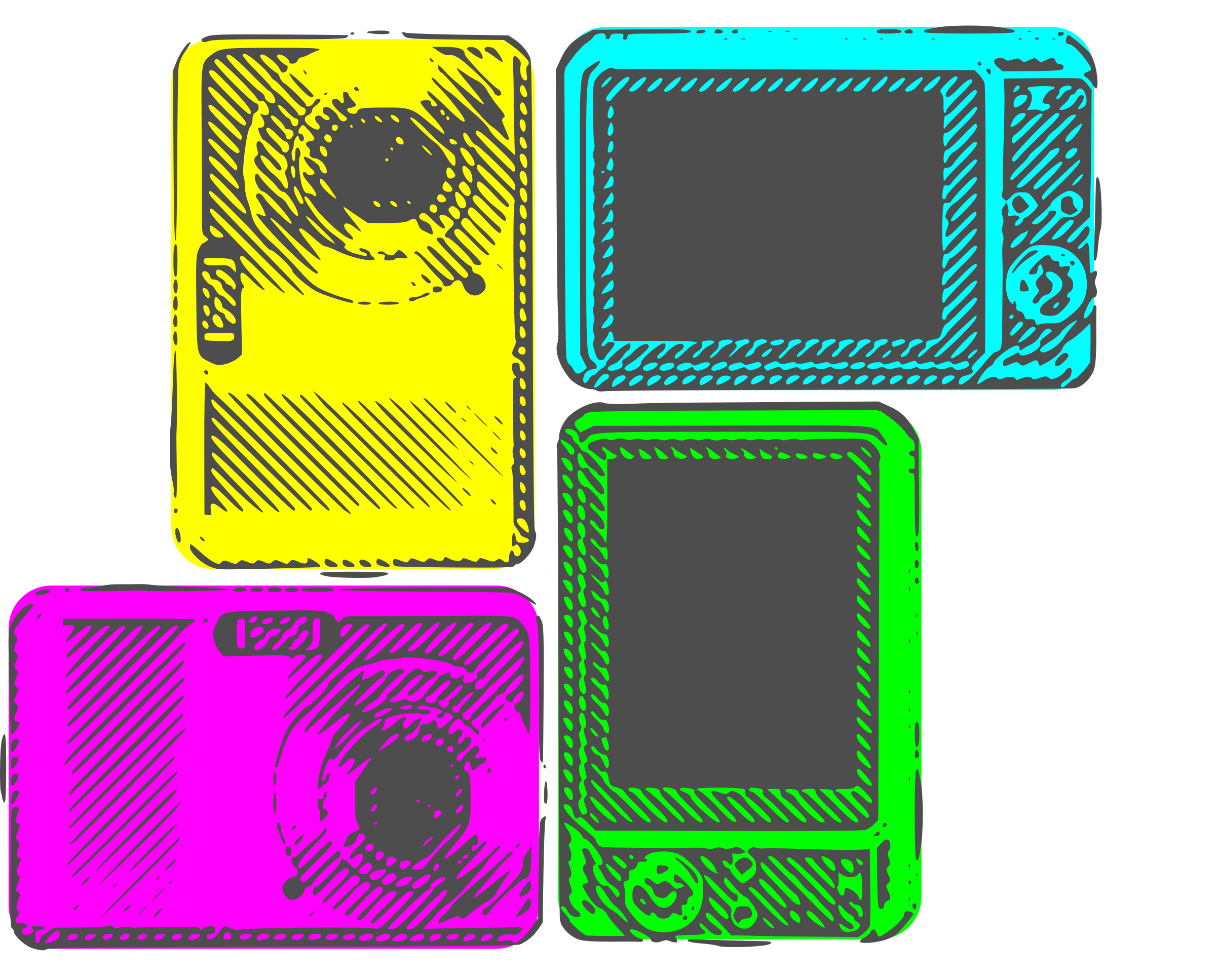 compact digital cameras by StymShinji