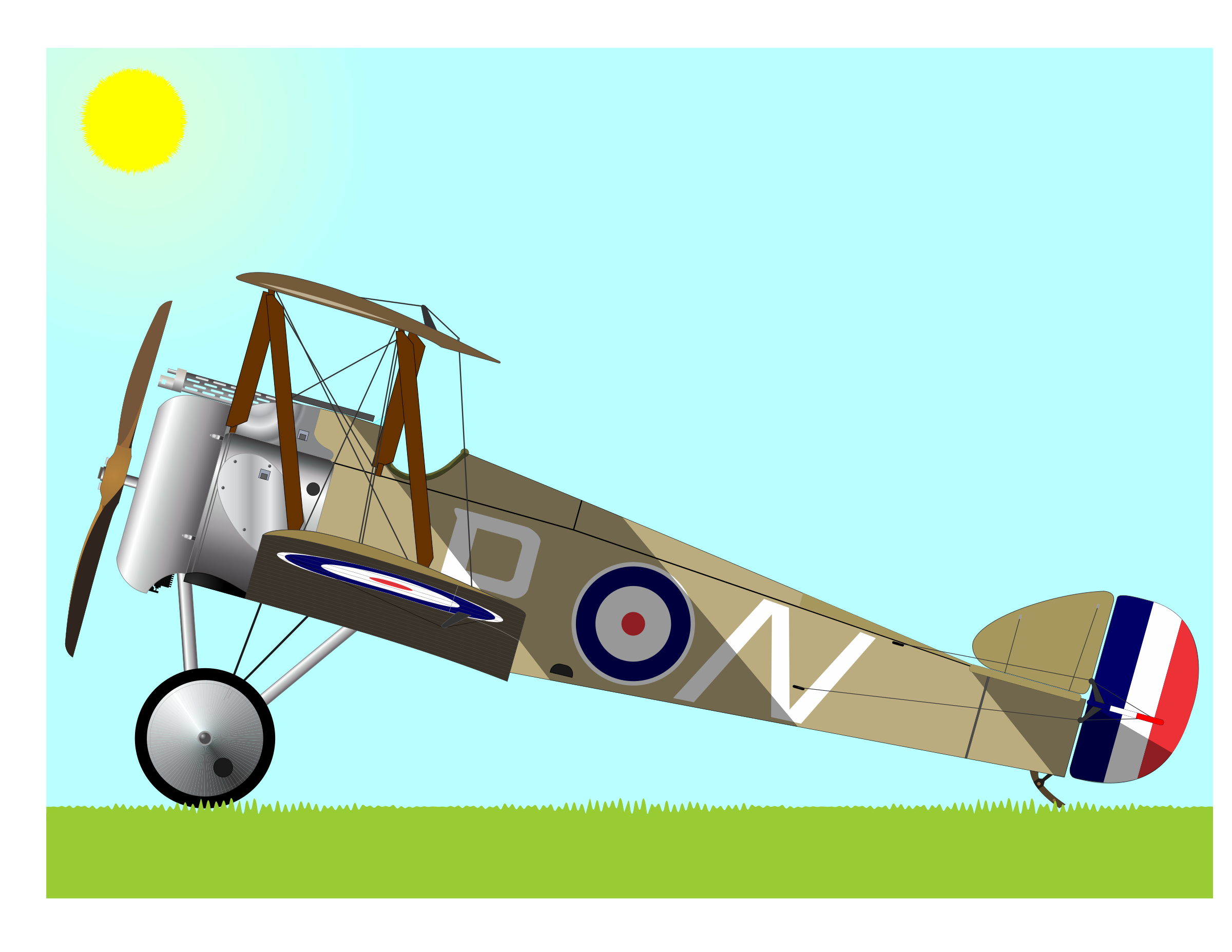 SOPWITH CAMEL by charner1963