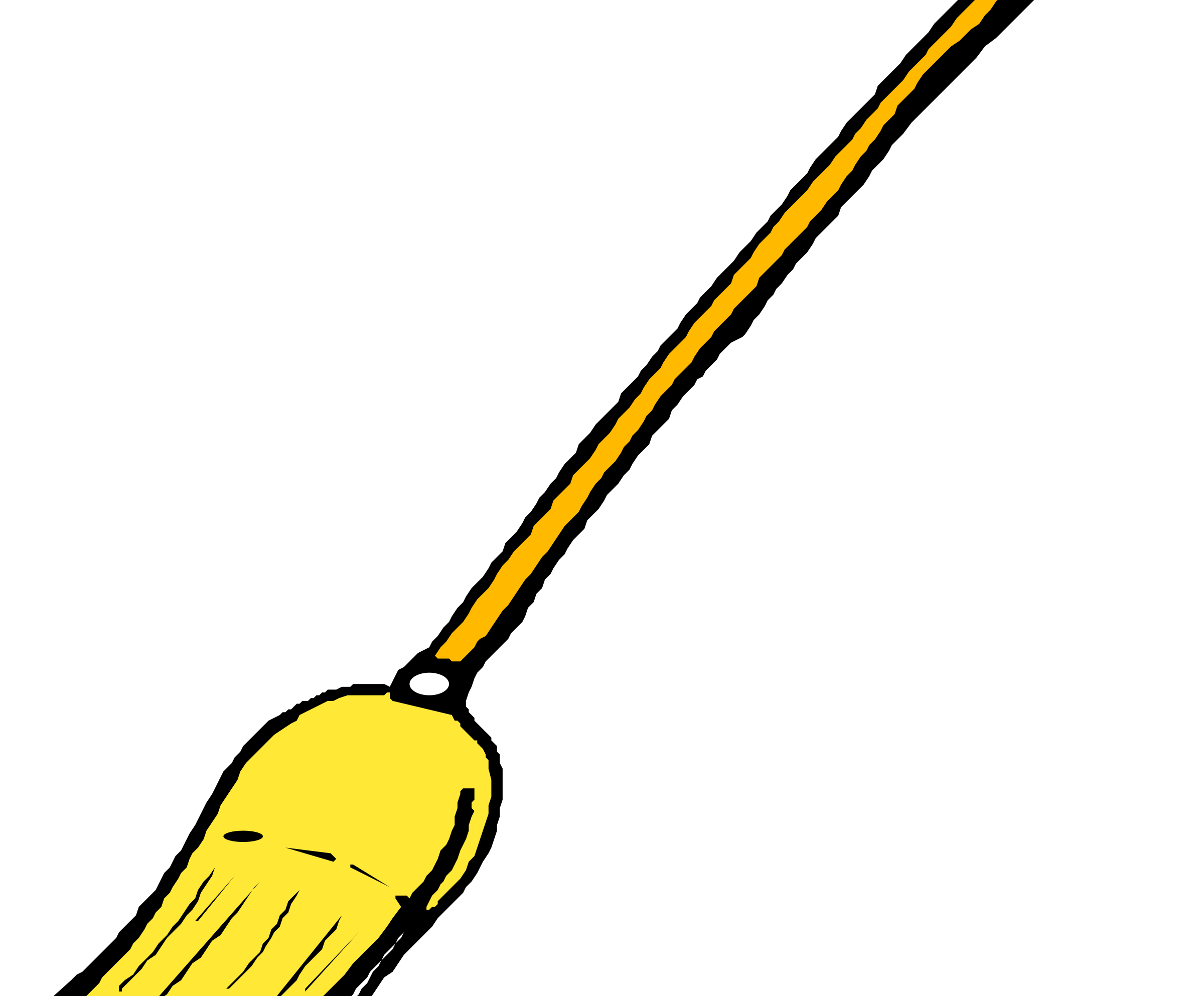 Broom by liftarn