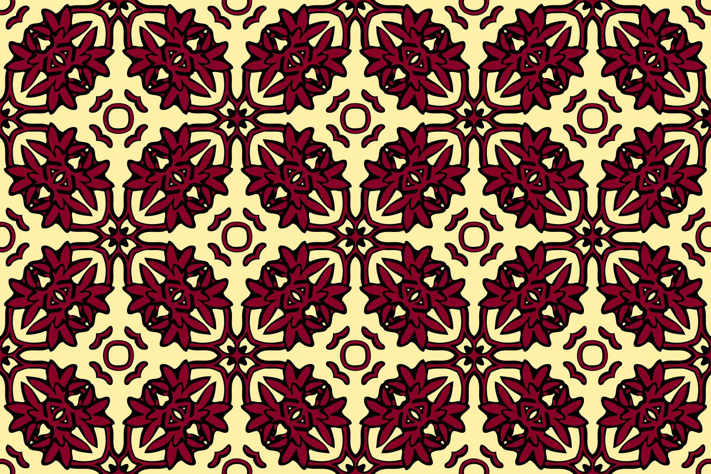Background pattern 83 (colour) by Firkin