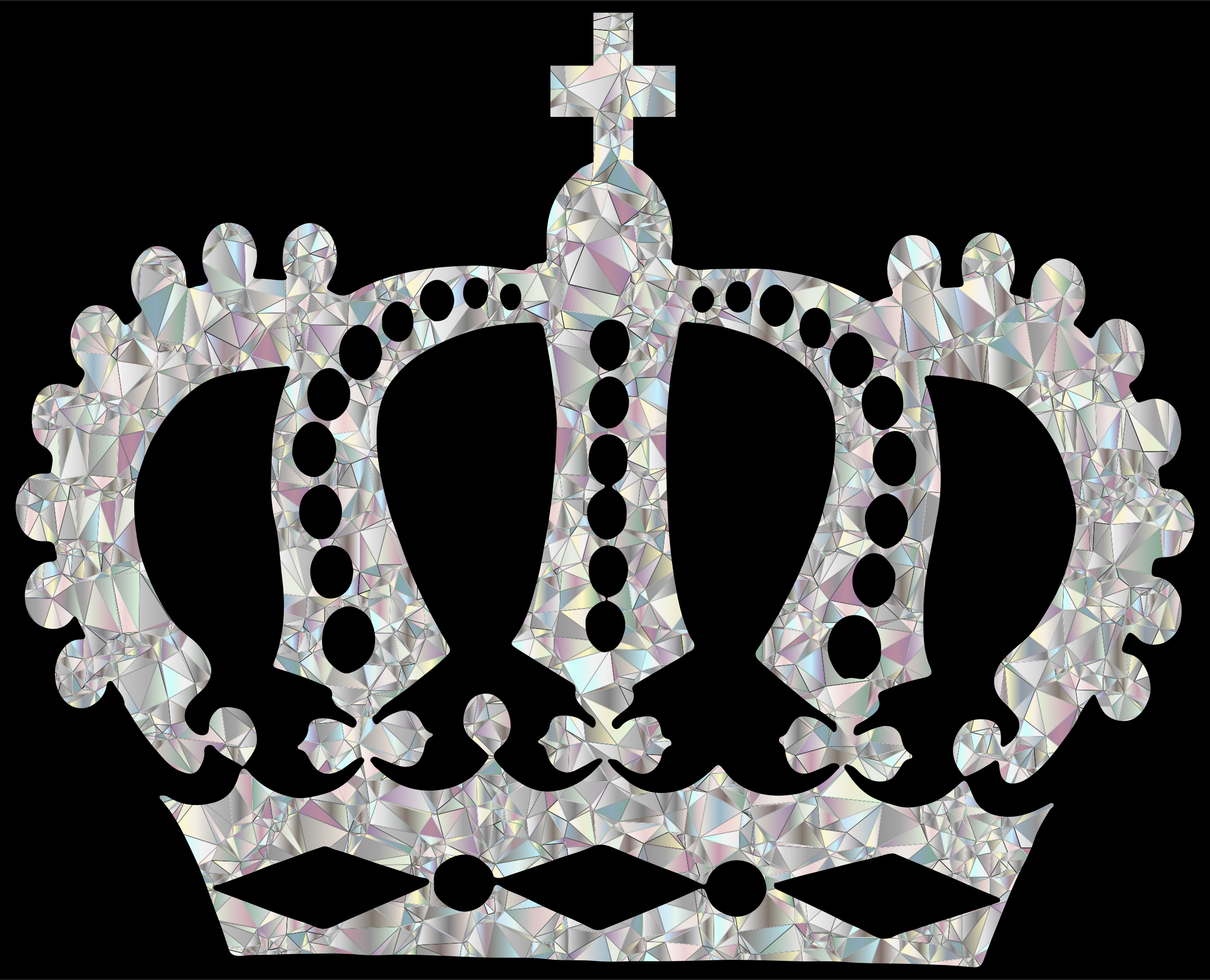 Crystal Royal Crown by GDJ