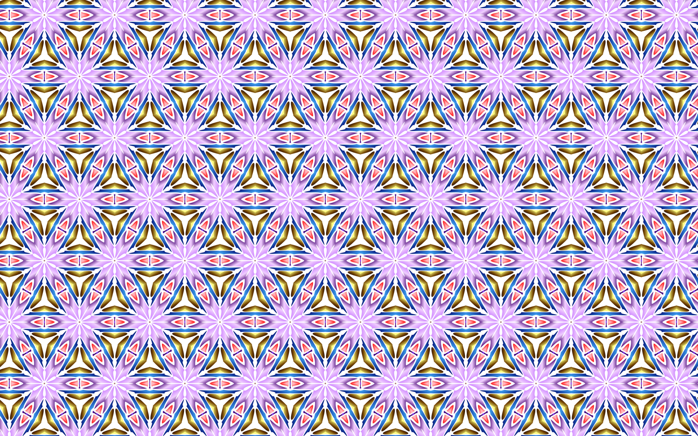 Chromatic Widescreen Pattern 2 by GDJ