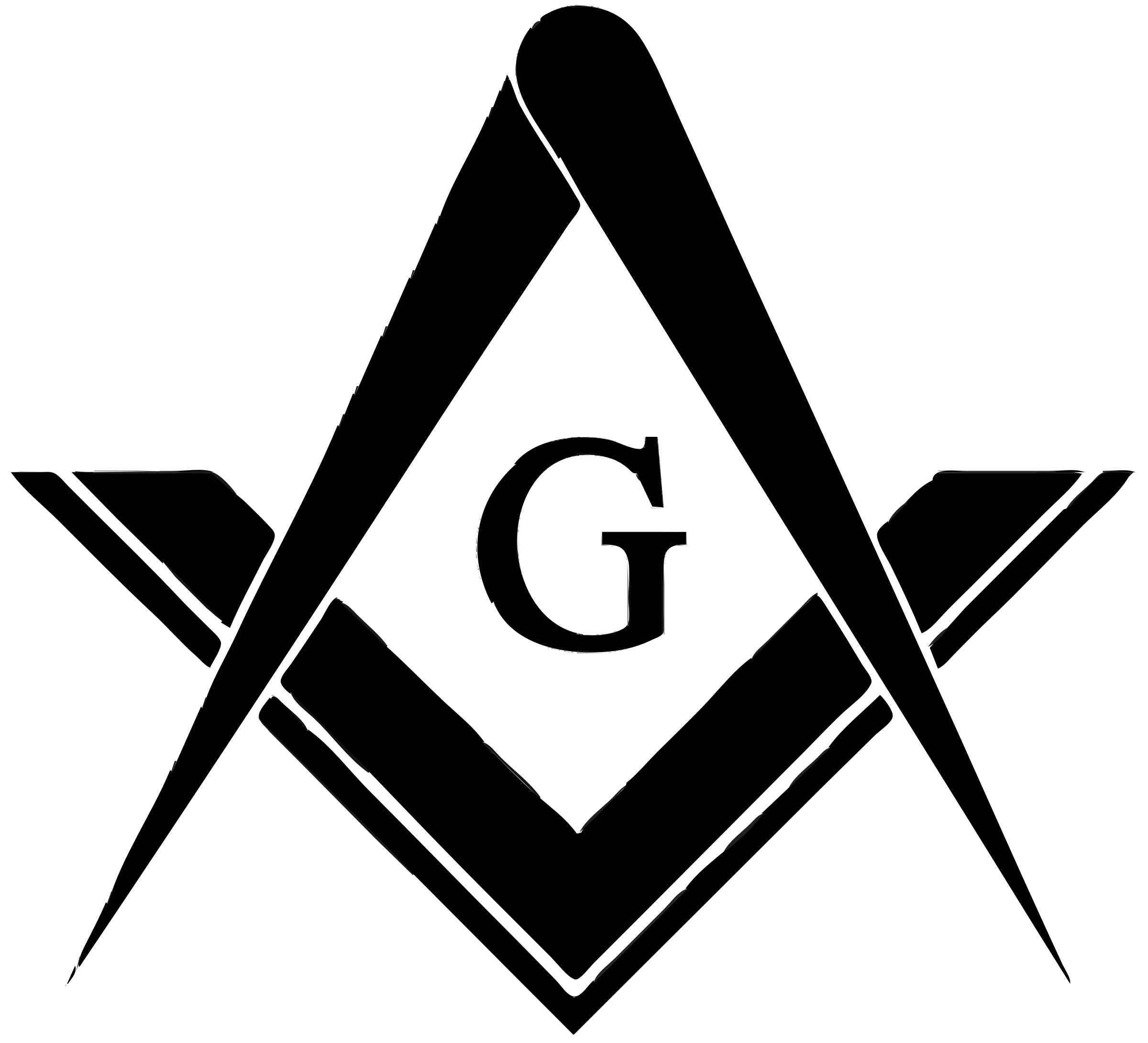 Freemasonry,  Masonic Blue Lodge Logo designed by  Brothers for Brothers. by SacredMasonry