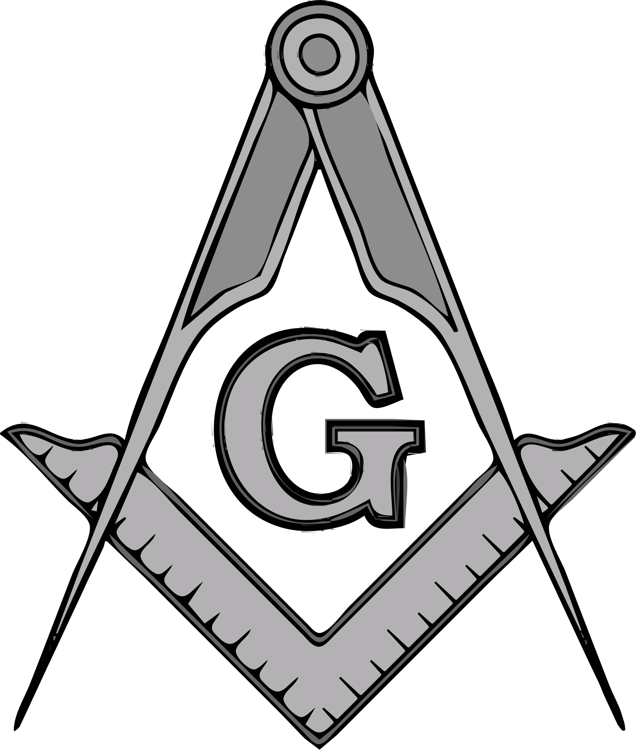 Freemasons, Freemasonry,  Masonic Blue Lodge Logo. by SacredMasonry