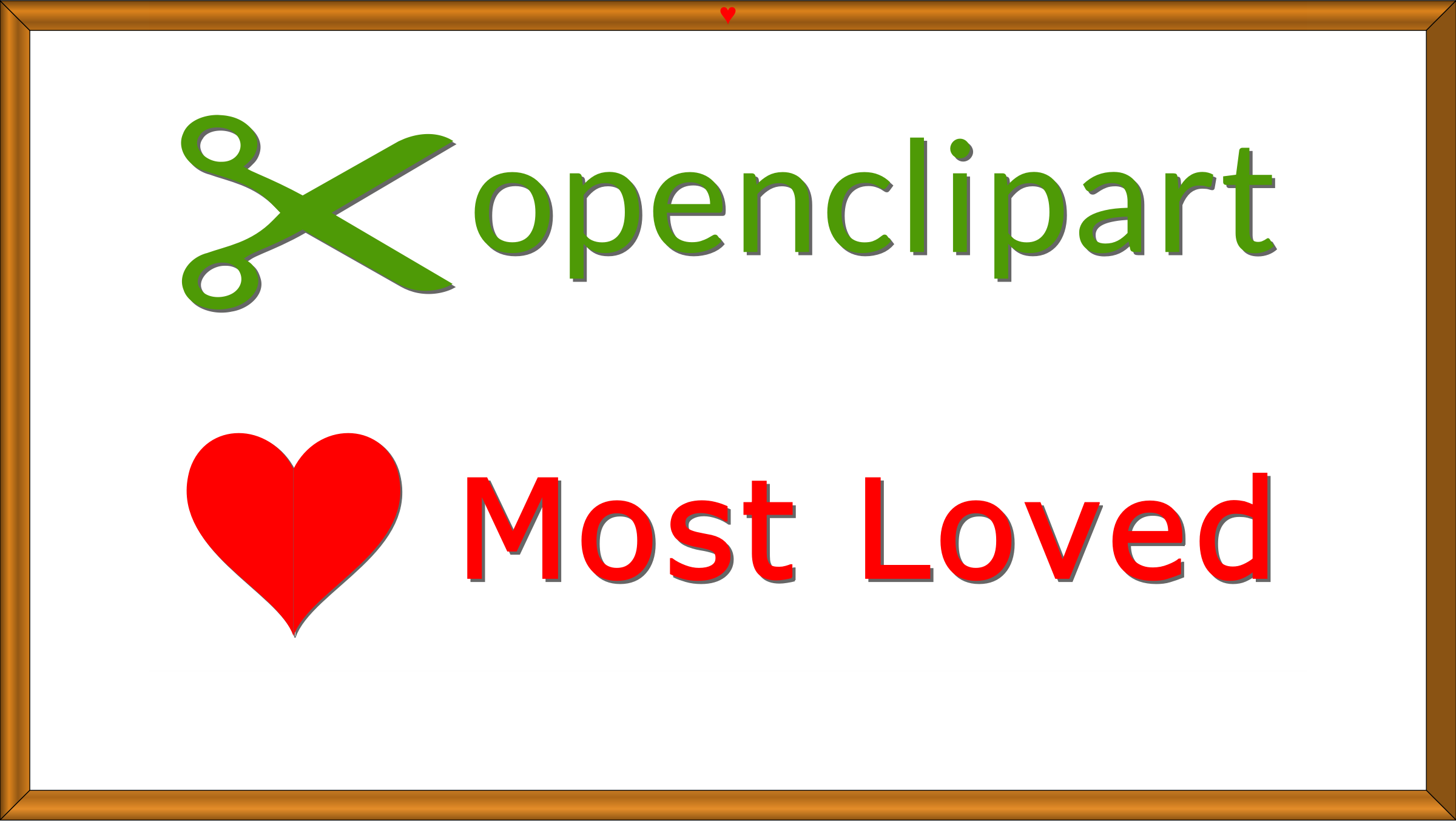 Openclipart Most Loved by JayNick