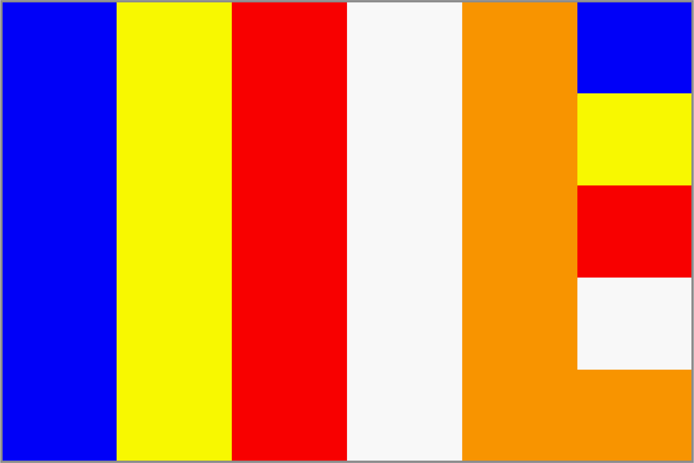 Framed Buddhist Flag by AdamStanislav