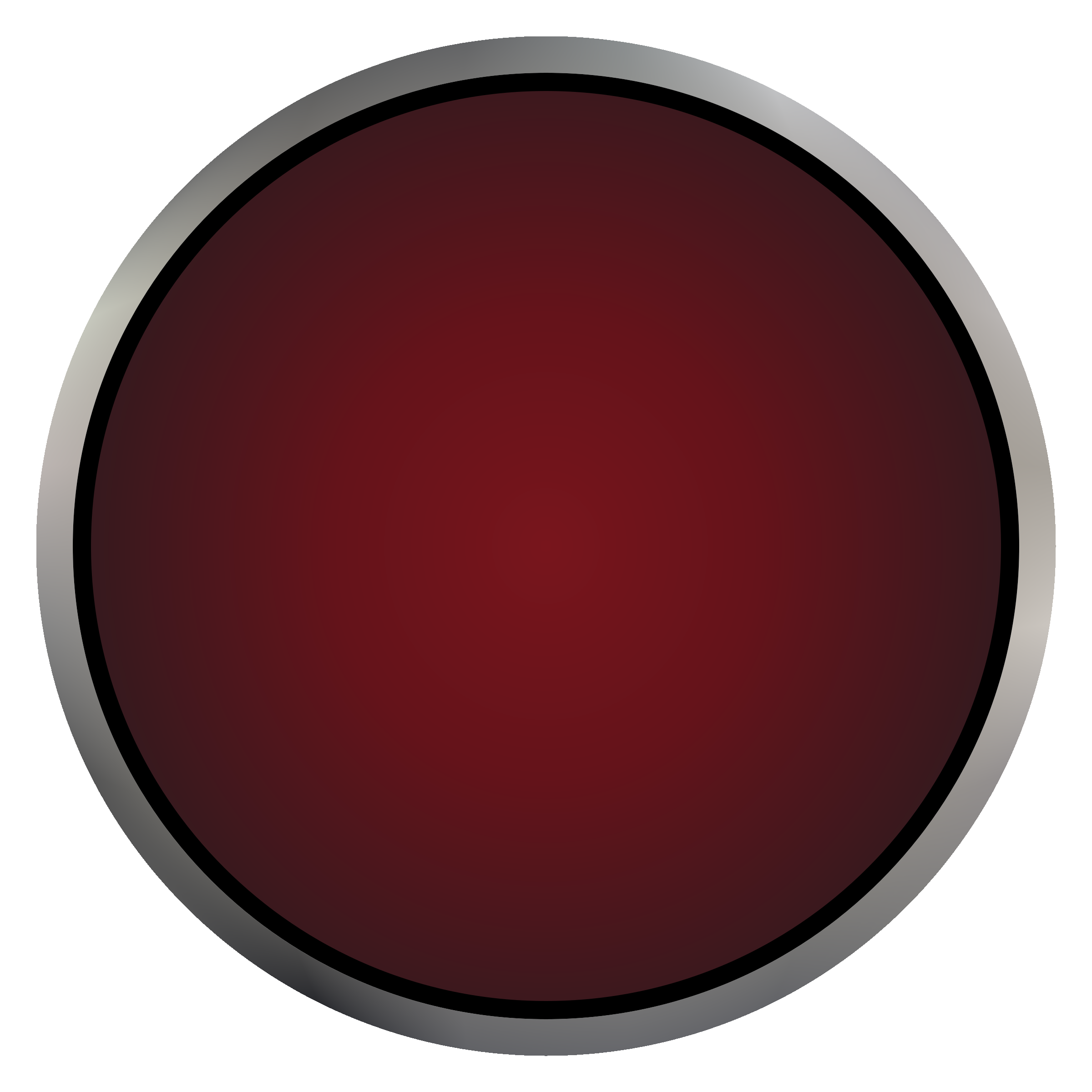 Industrial Push Button Red by deusinvictus