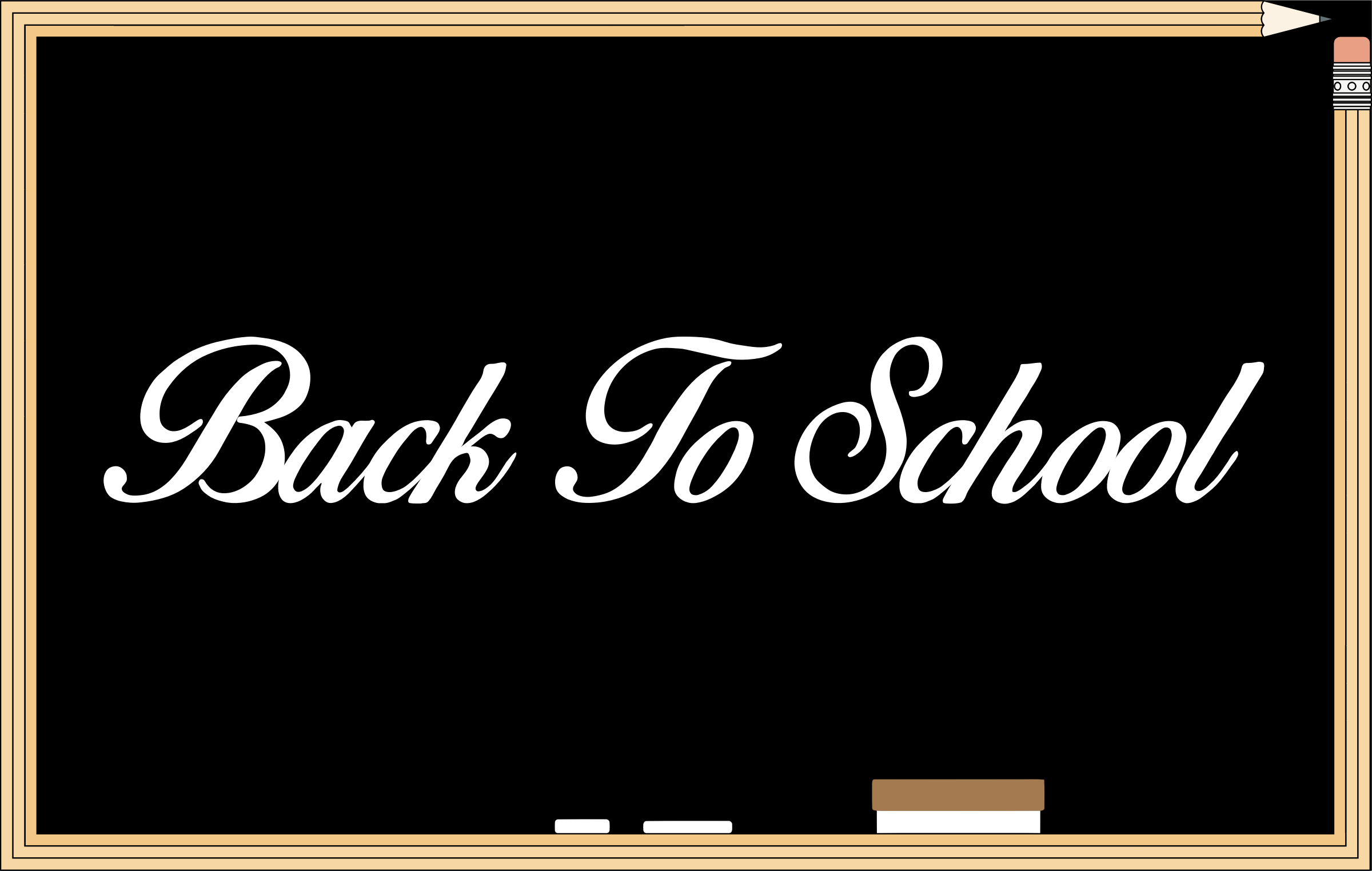 Back To School Fixed by GDJ
