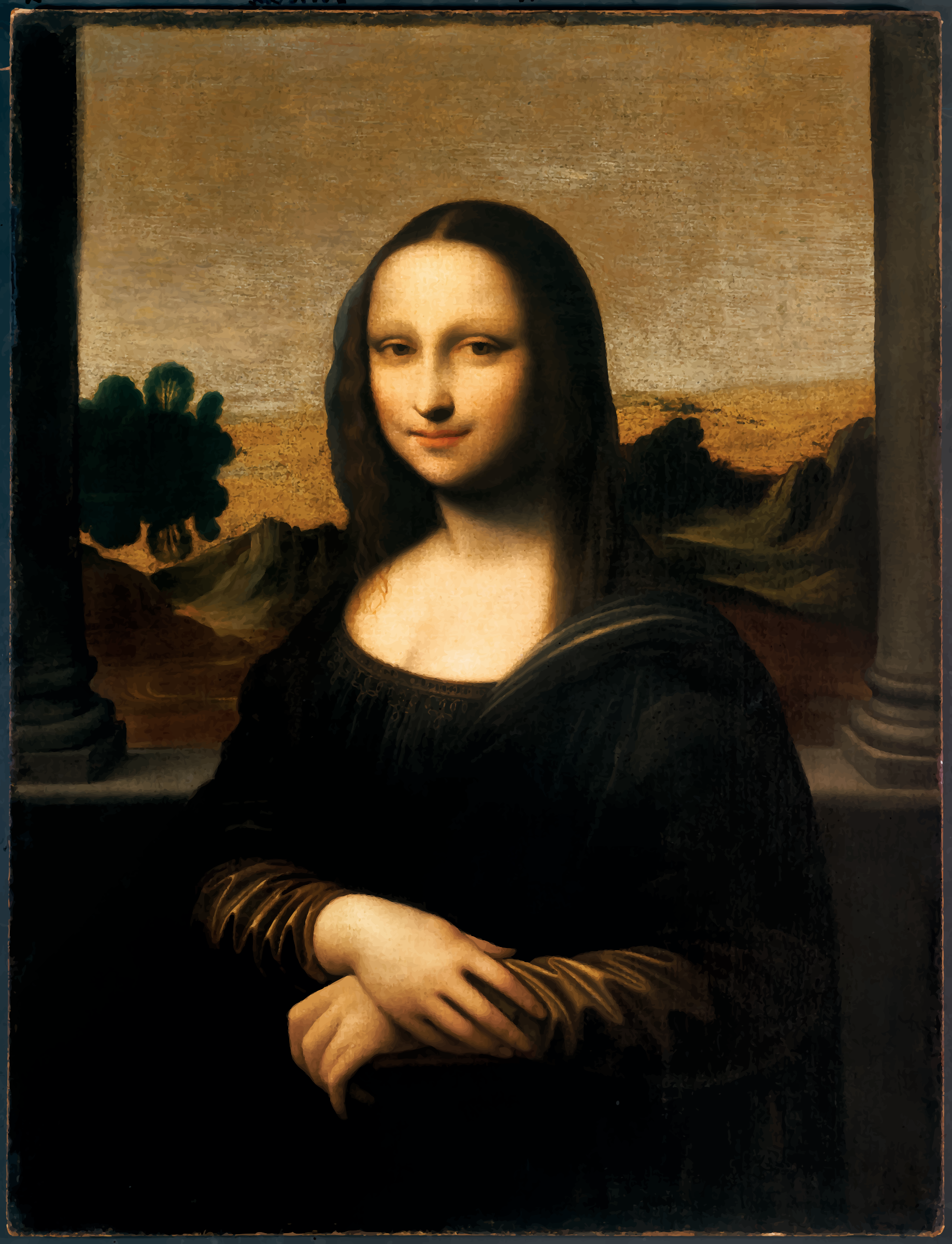 Isleworth Mona Lisa by Firkin