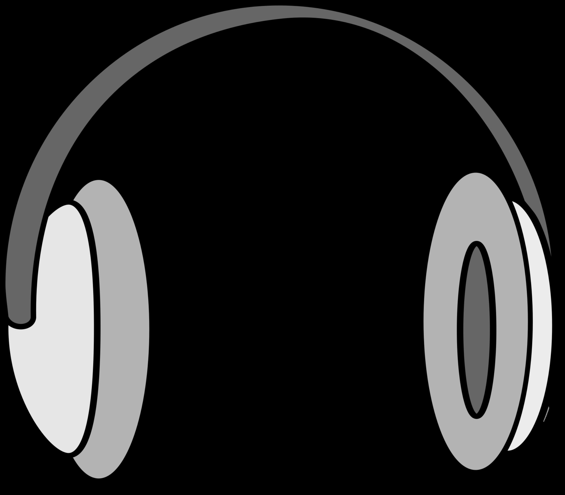 Clipart - Kopfhörer