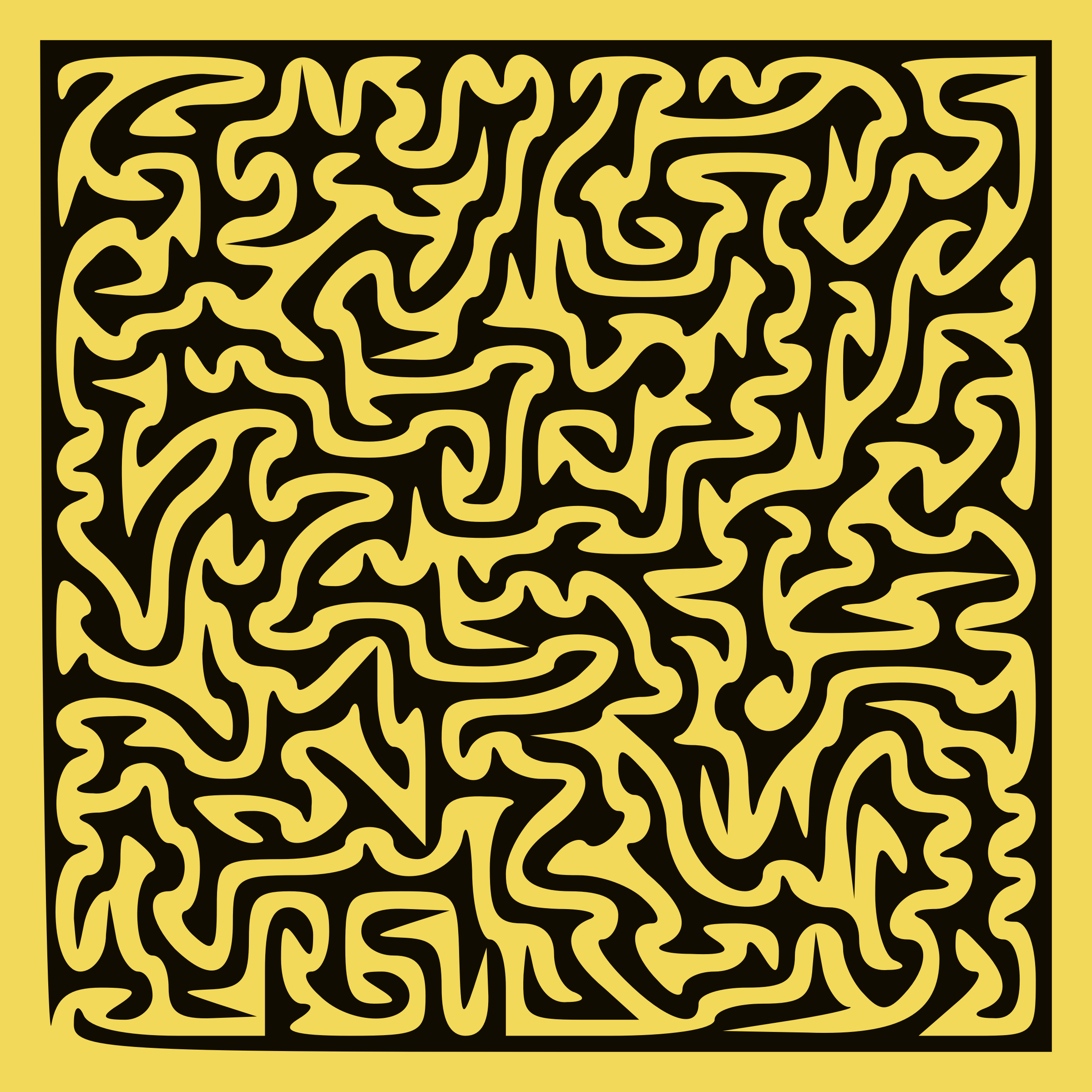 A Small Nirvana Maze by AdamStanislav