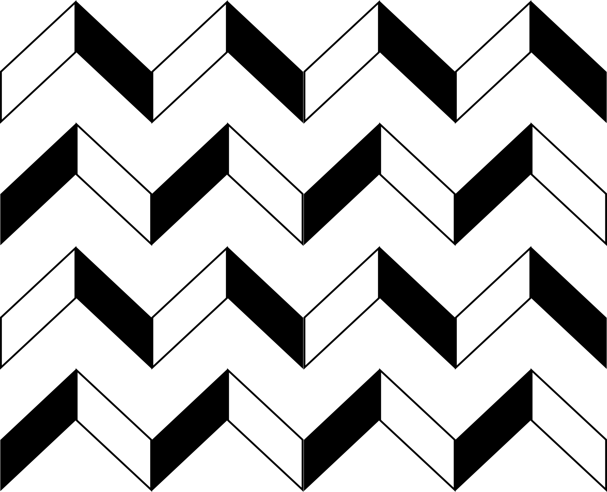 Alternating ZigZag by Arvin61r58
