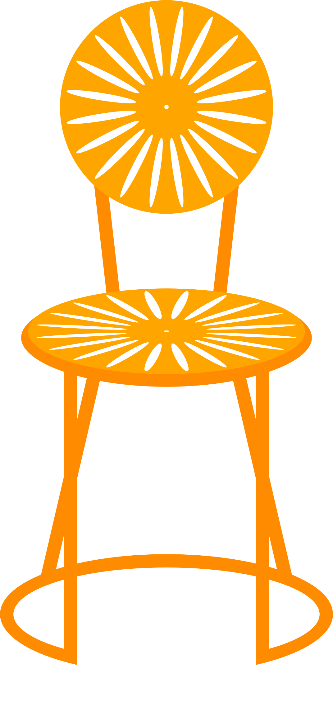 Sunburst Chair by JayNick