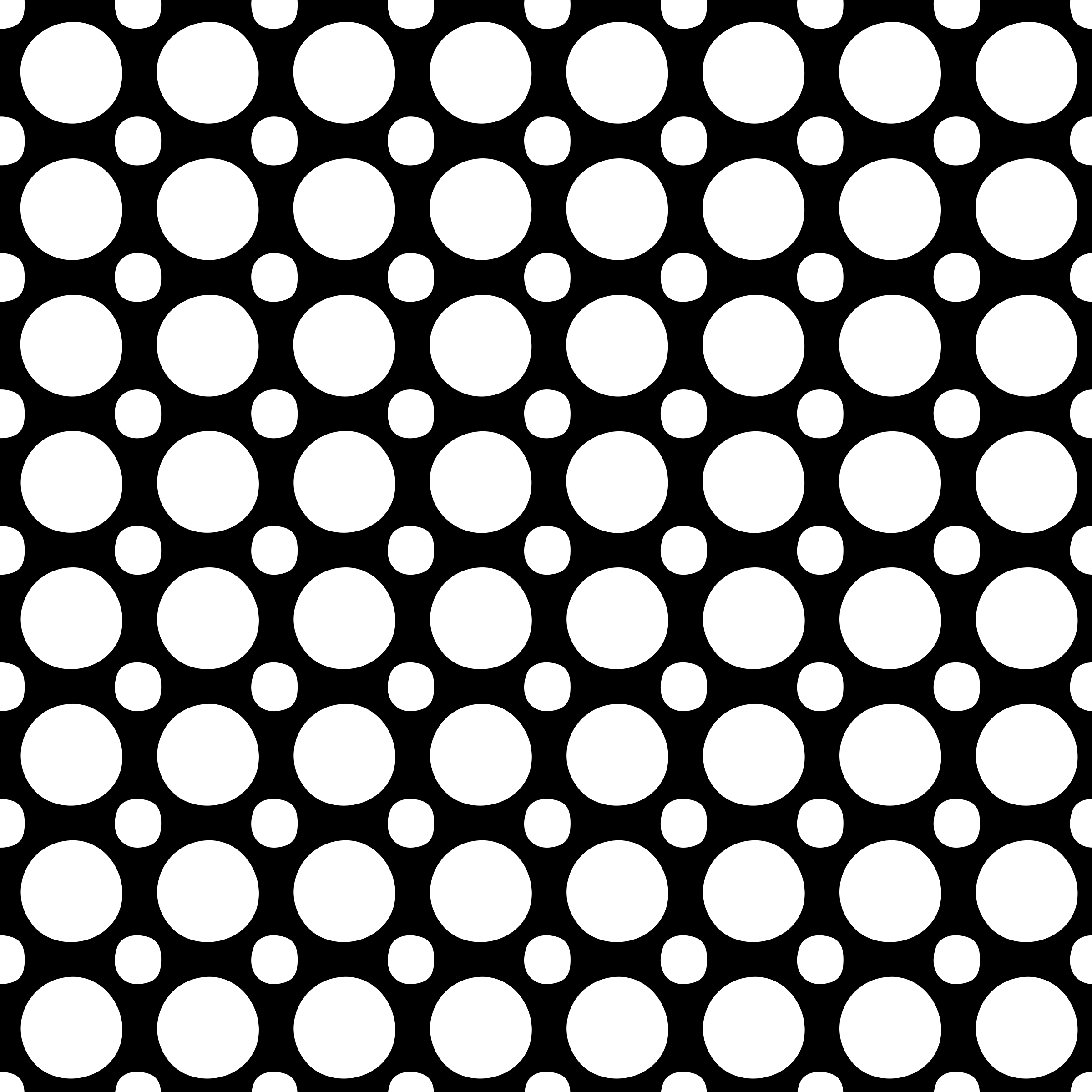 Tileable Circle Pattern by Arvin61r58