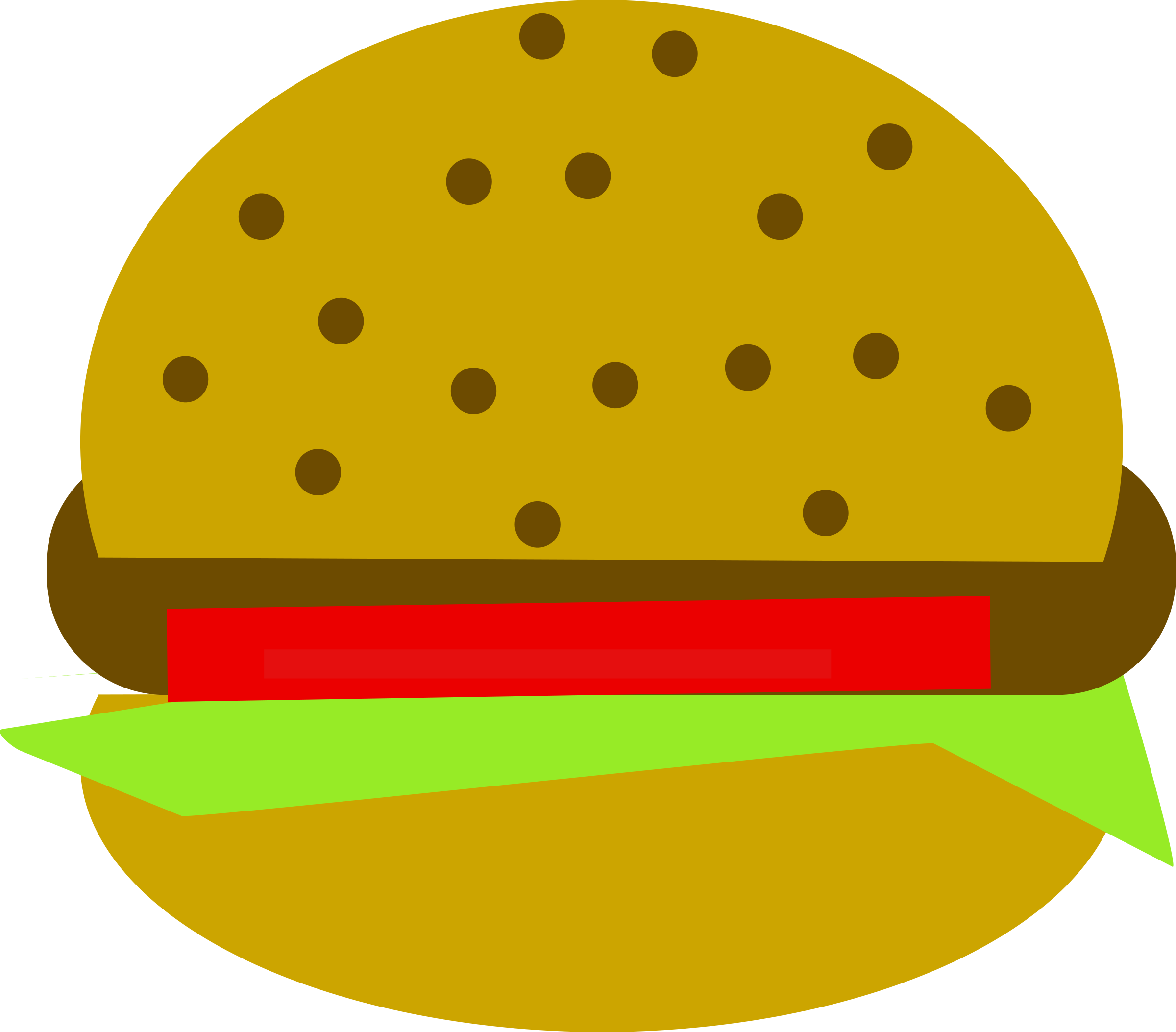 Hamburger - new version by Magnesus