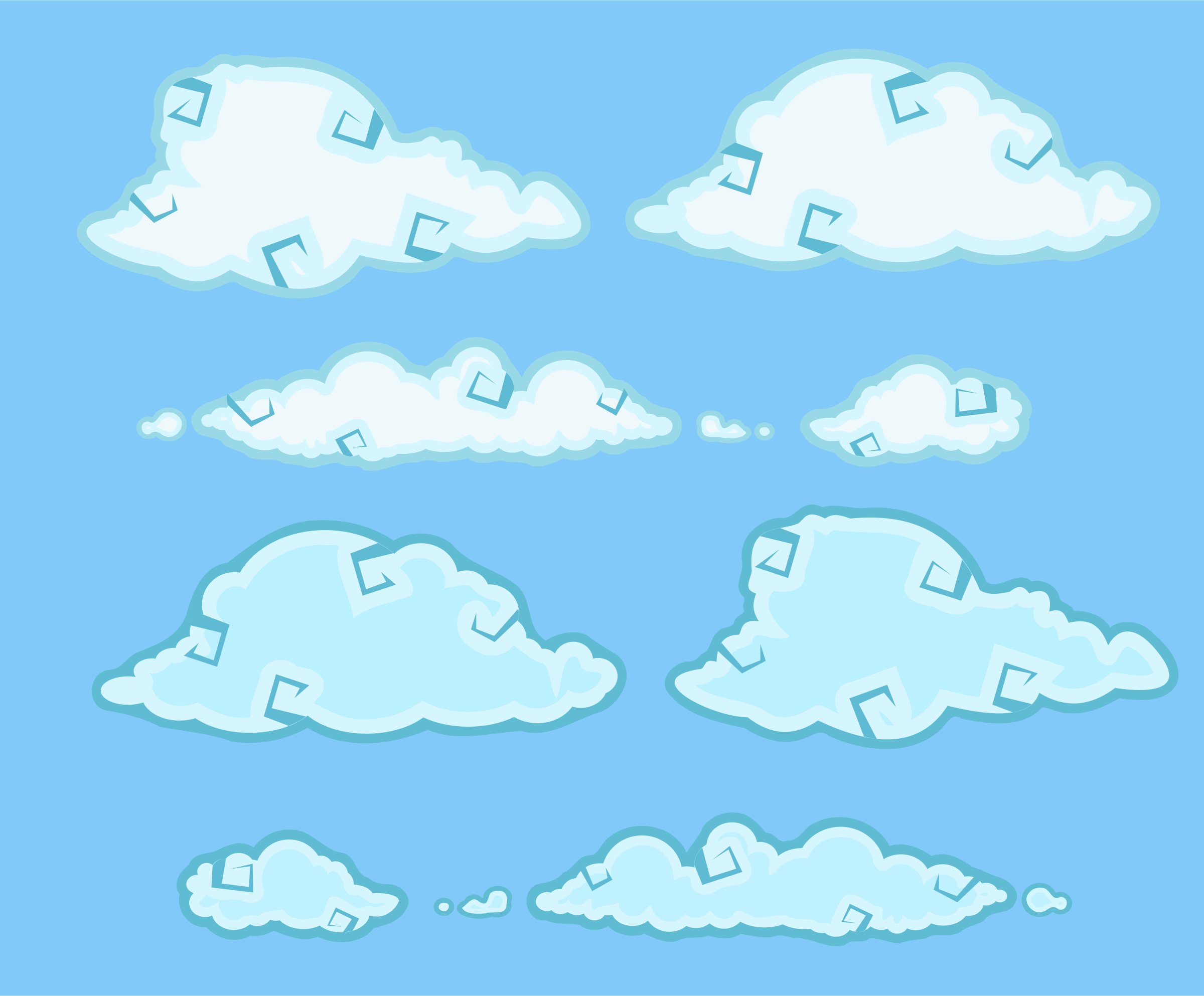 Clouds by talekids