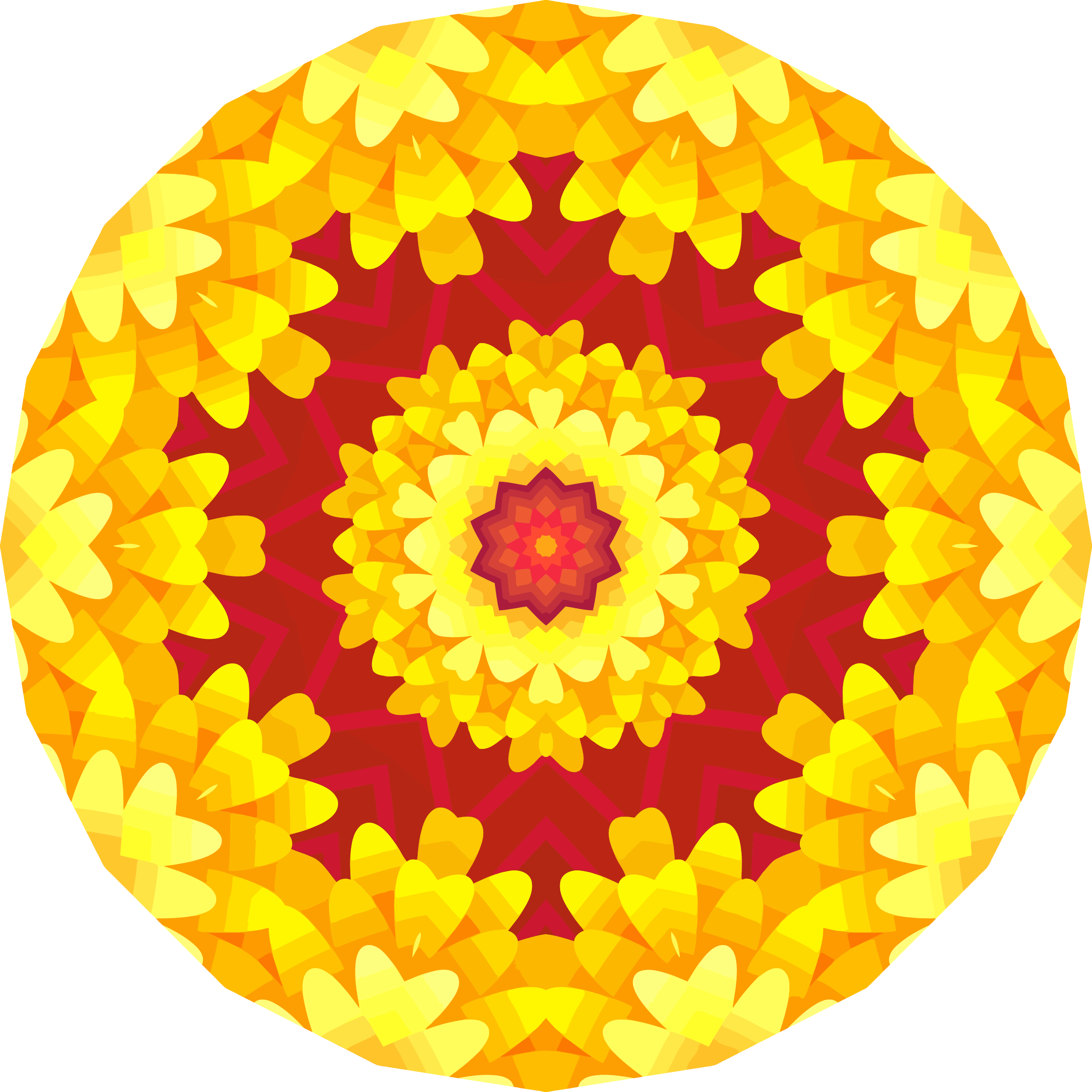 Mandala 8 by Firkin
