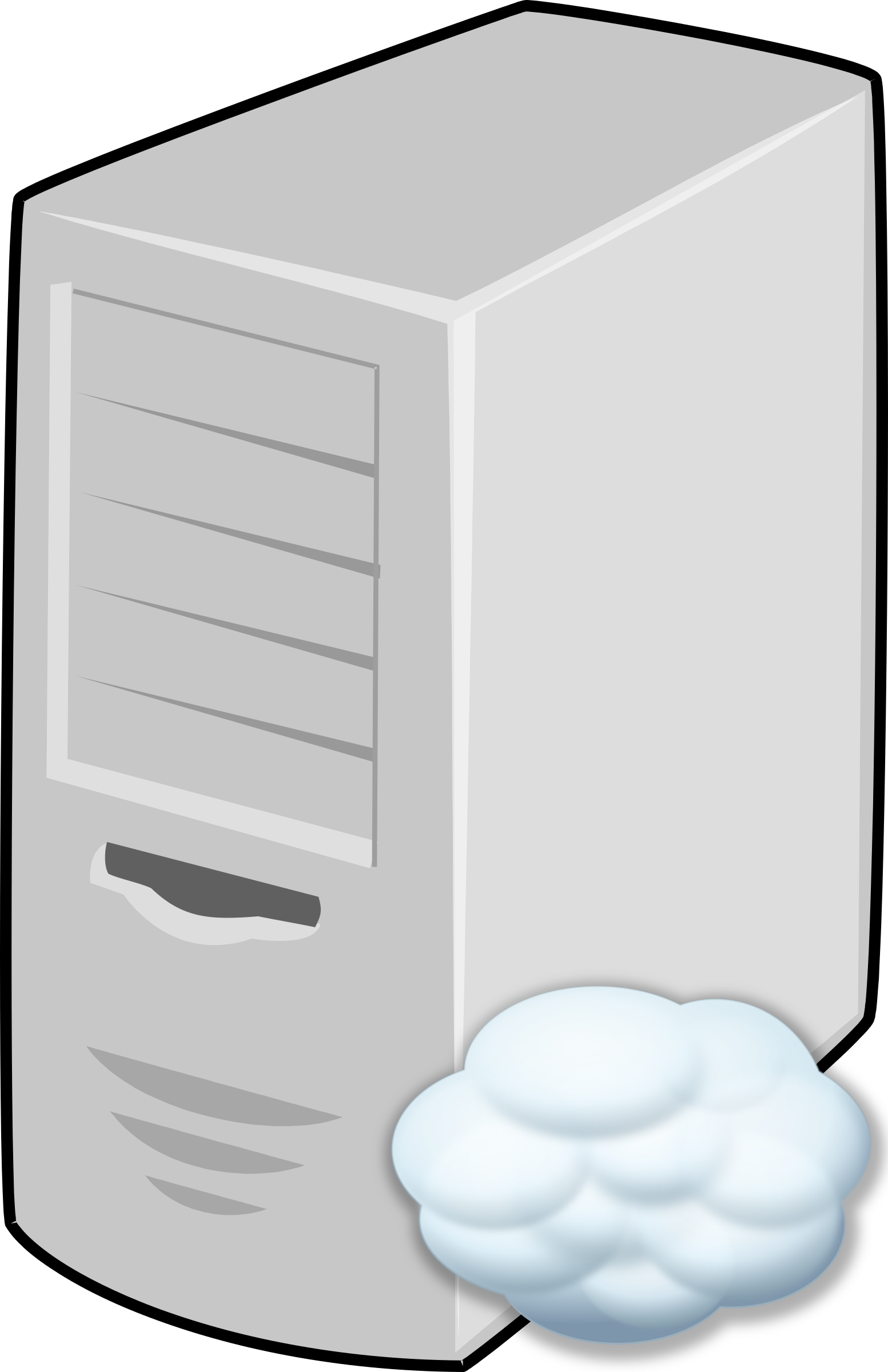 clipart cloud server rh openclipart org cocktail server clip art cocktail server clip art